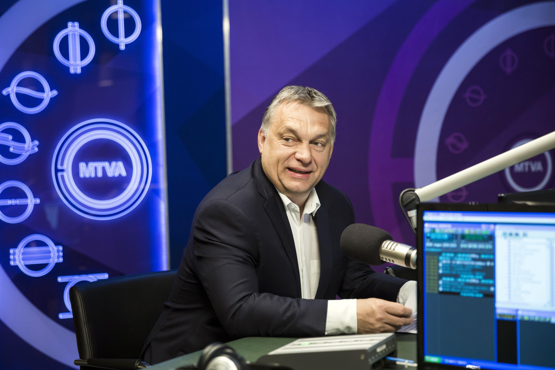Orbán szerint senki sem tudja, mi az a CEU