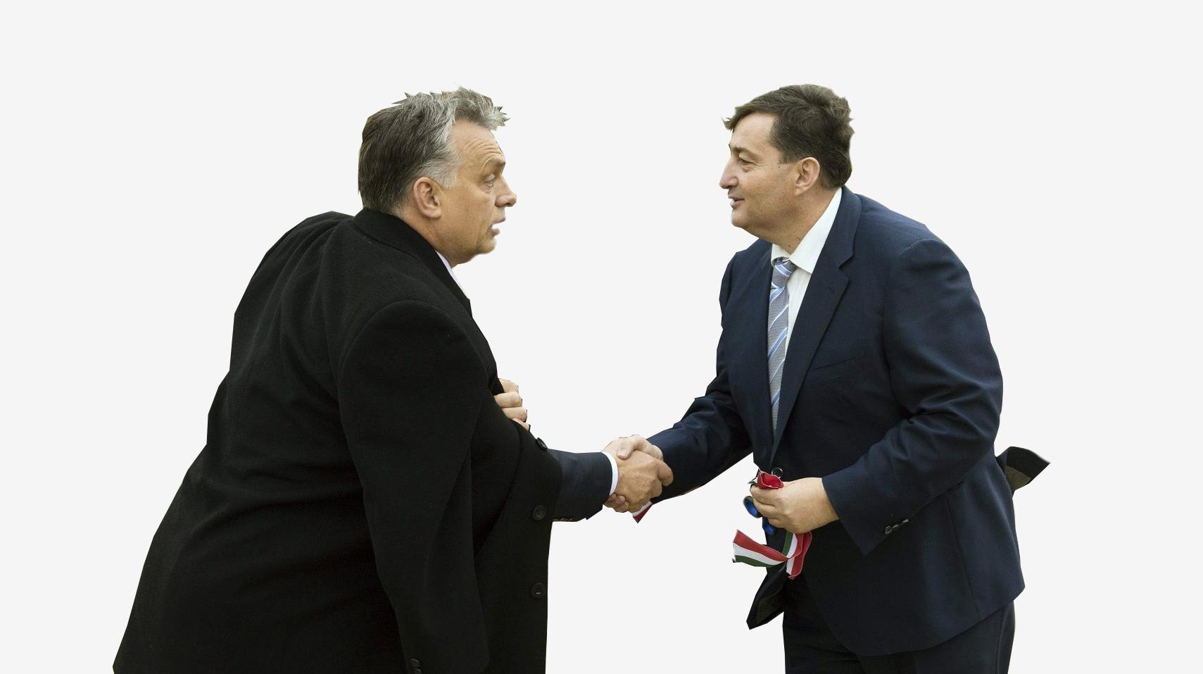 Ömlik az állami támogatás Mészáros Lőrinc élőhalott nagyvállalkozásába