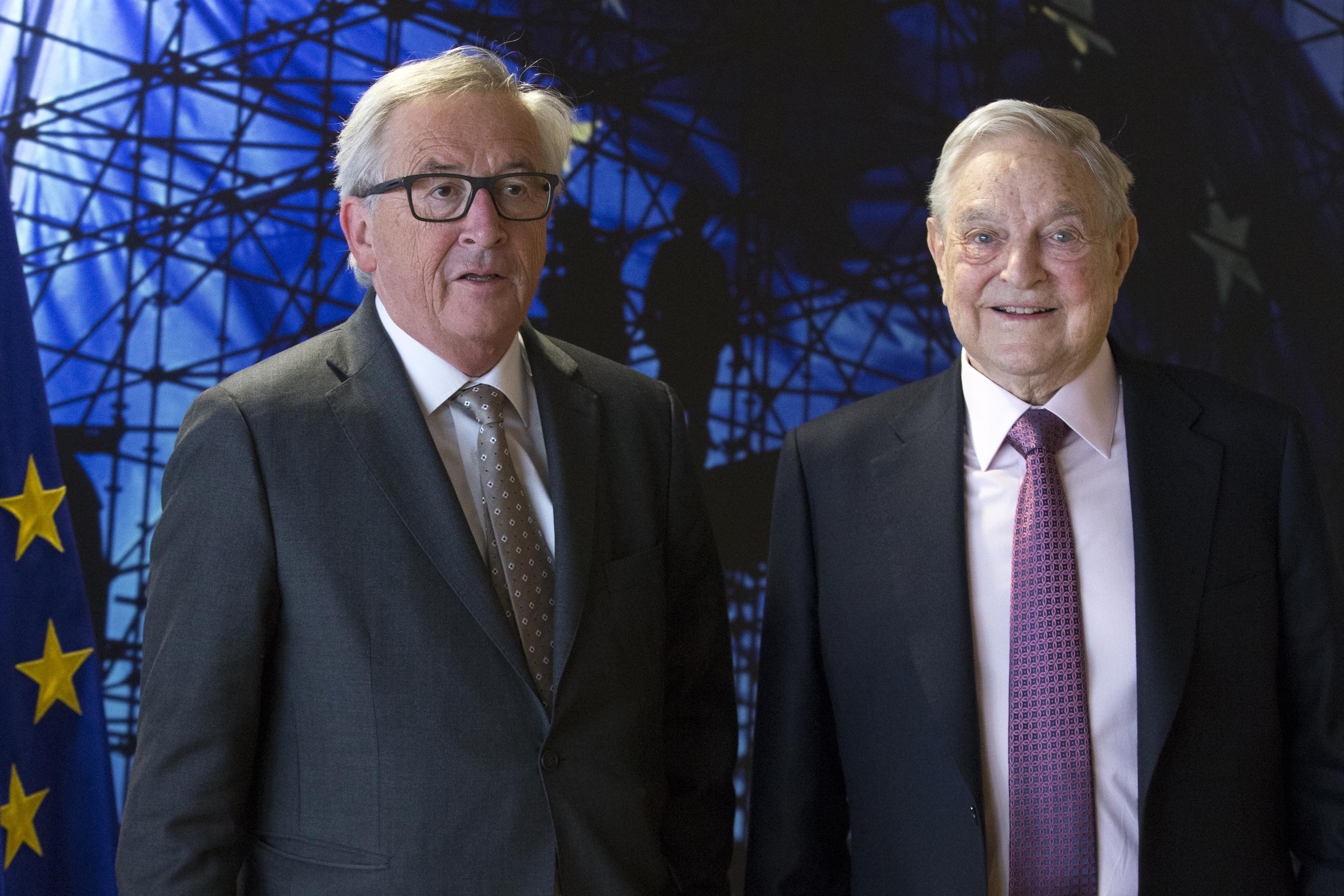 Elutasította az ügyészség a Soros elleni feljelentést