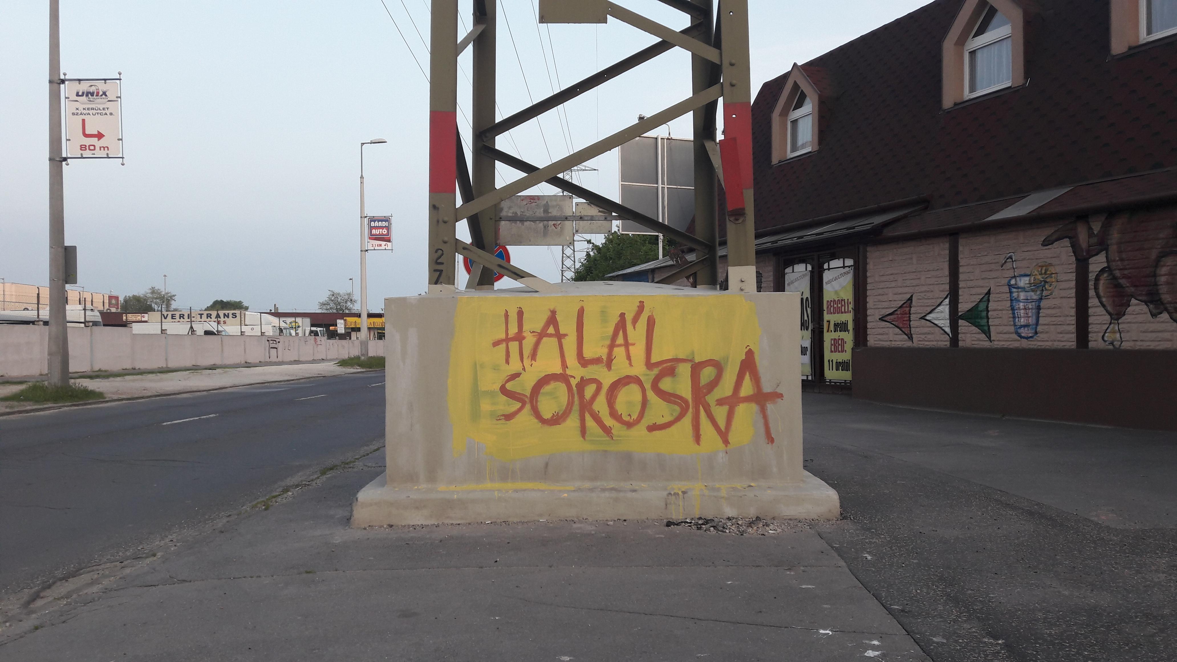 Nem fogod elhinni, micsoda reneszánsz graffitit eredményezett a kormány gyűlöletpropagandája