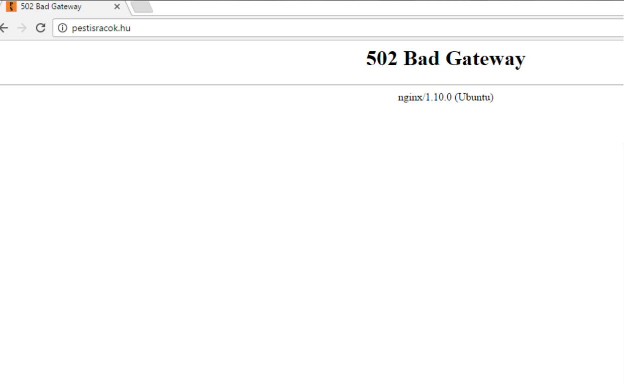 A Pesti Srácok feljelenti az Anonymoust, mert lelőtték a weboldalát