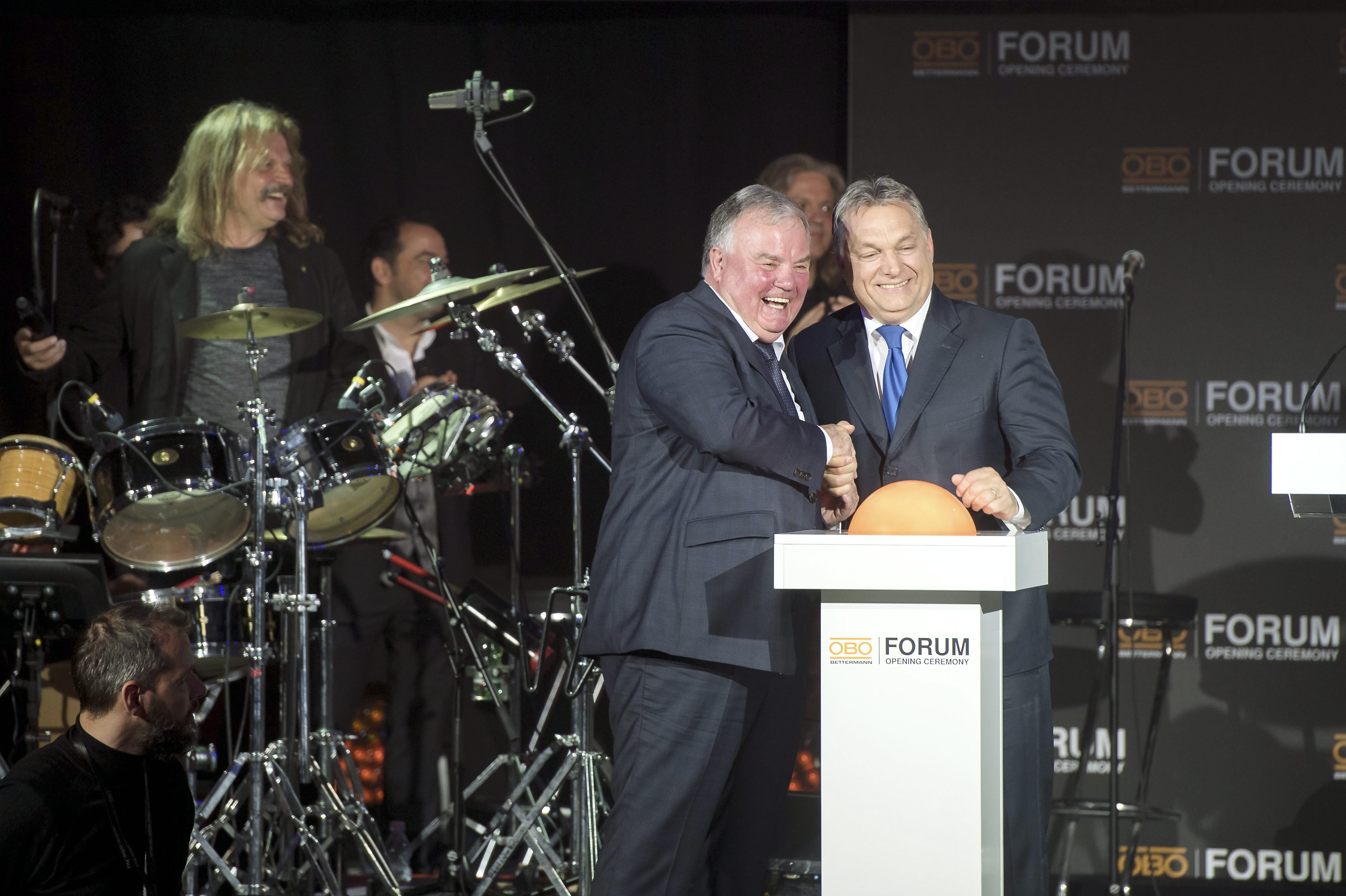 Orbán: Németországban sok barátunk van, akik ezt elmondják négyszemközt