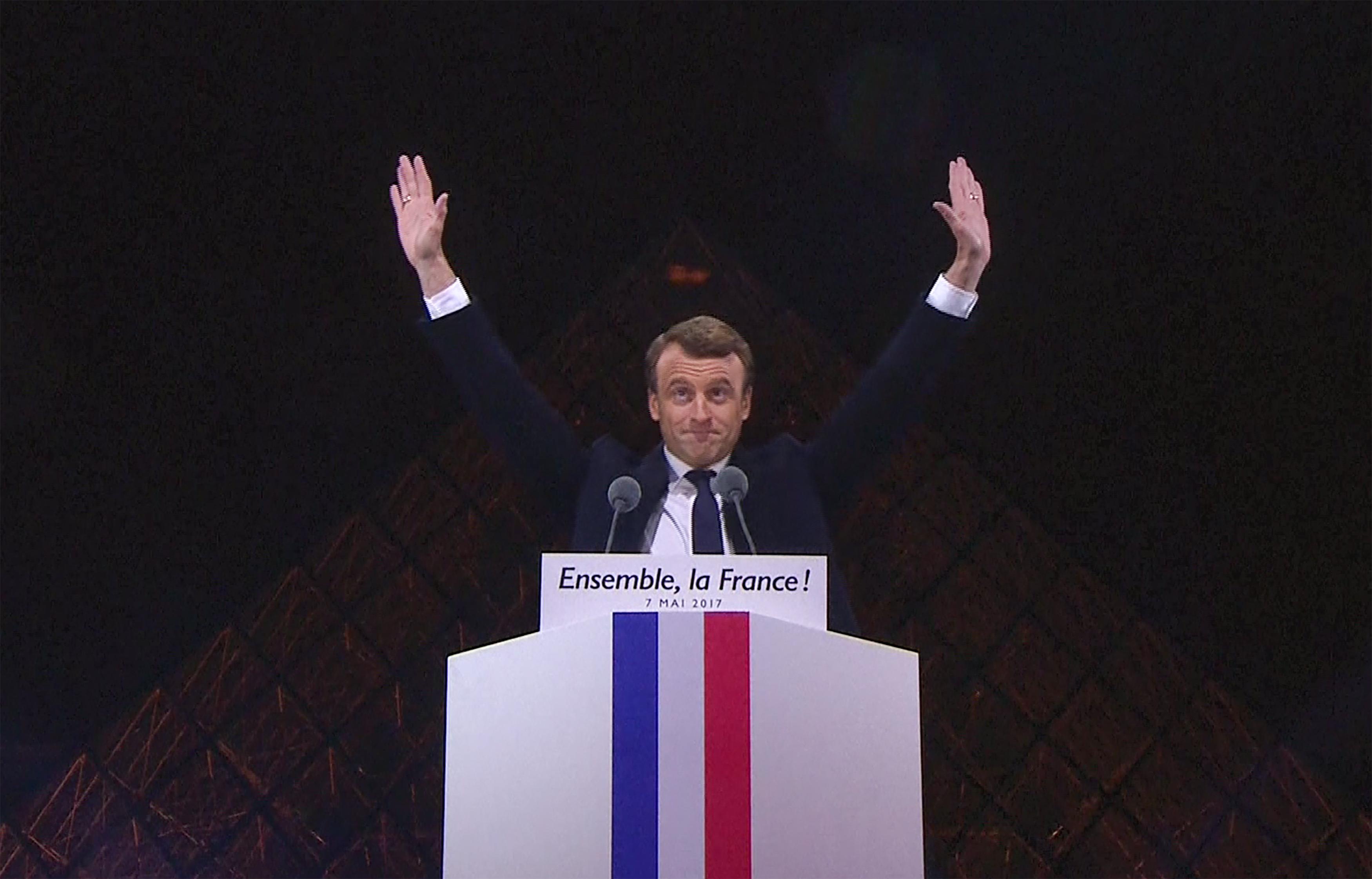 Macronnak egyelőre nem lett elég képviselőjelöltje