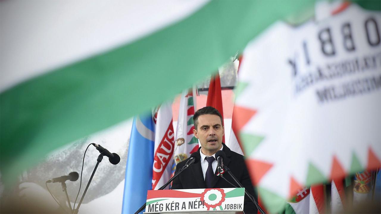 Vona: Ebben a választási rendszerben is meg lehet verni a Fideszt