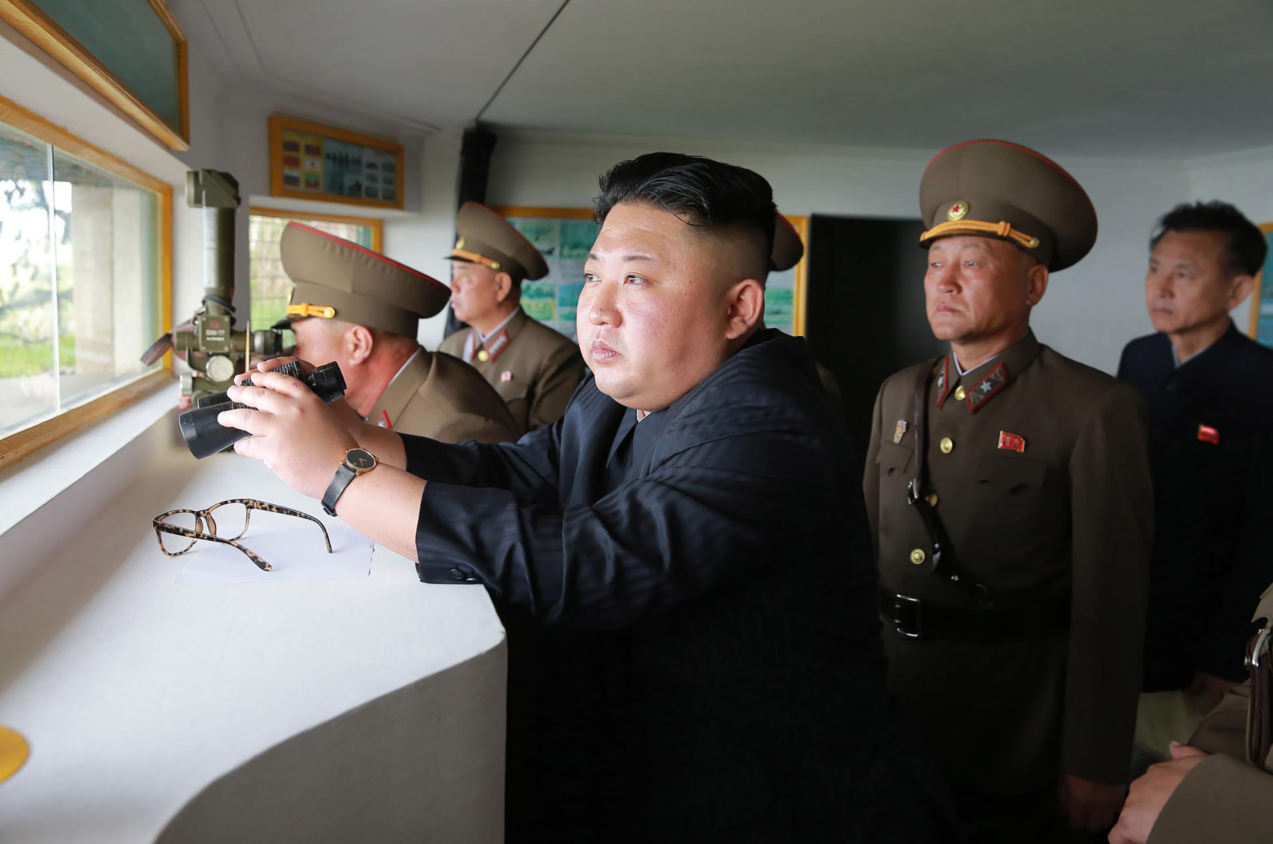 Észak-Korea nem tesztel több atomrakétát