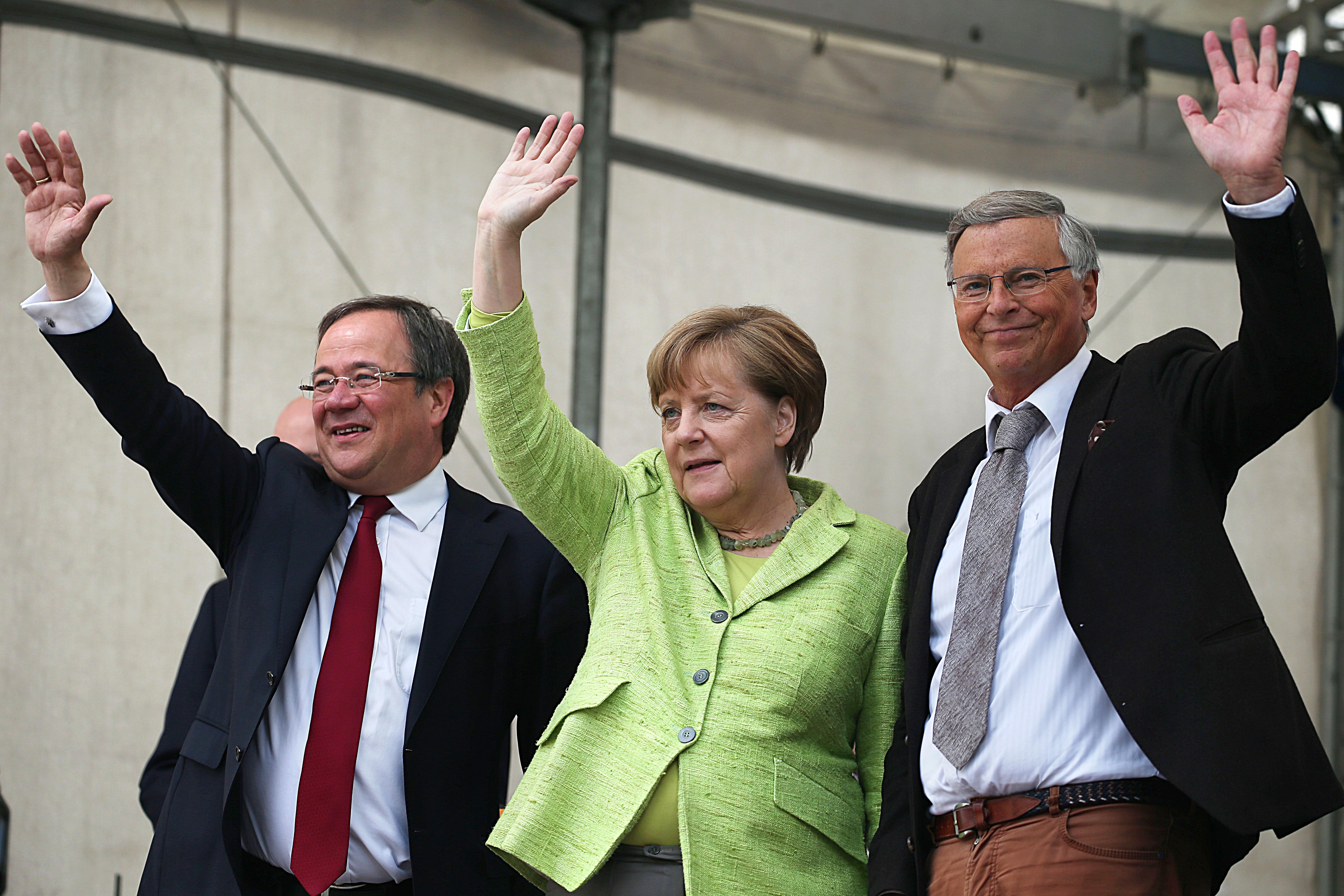 Angela Merkel pártja győzött Szász-Anhaltban