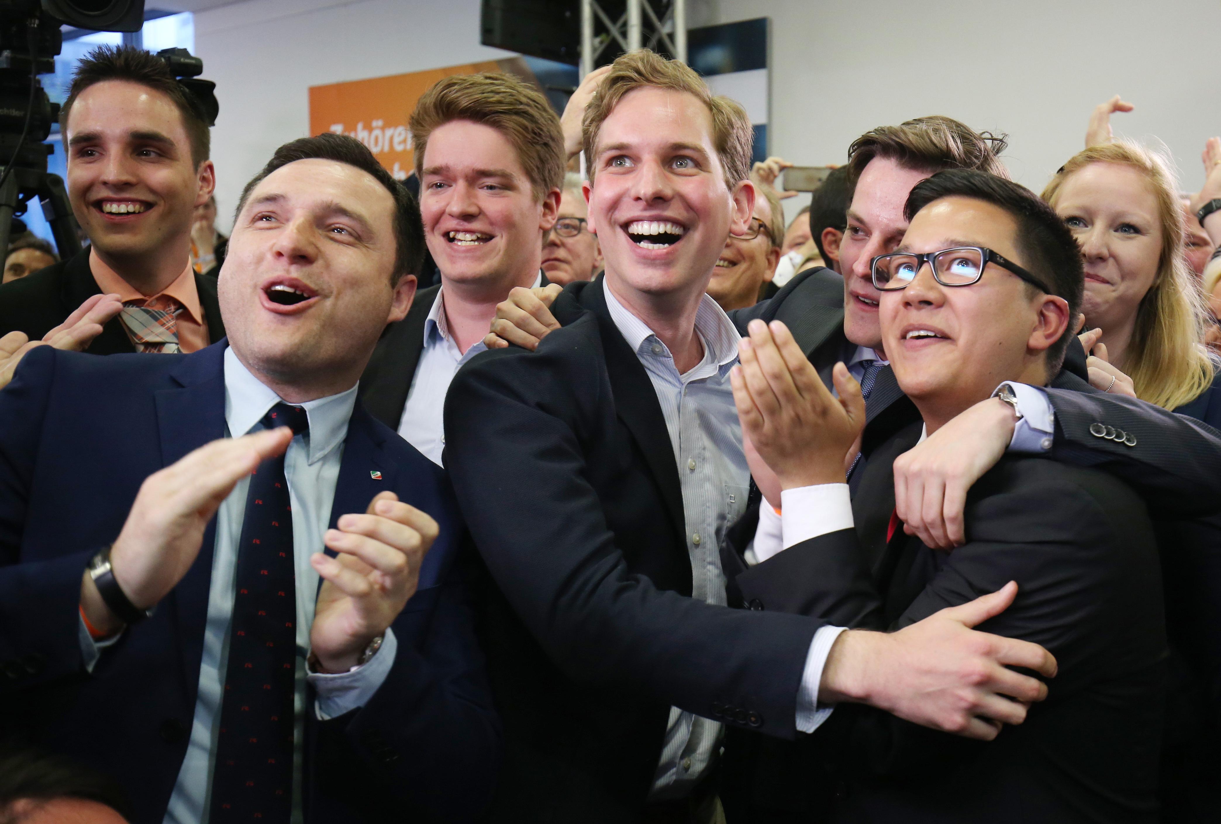 Merkel pártja megszerezte a szociáldemokratáktól Észak-Rajna-Vesztfáliát