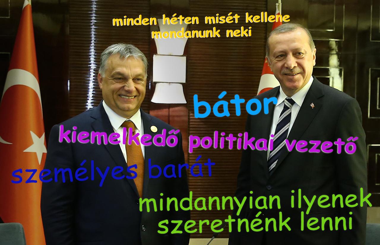 Orbán talán jobb véleménnyel lenne Brüsszelről, ha egy sikeres diktátor vezetné