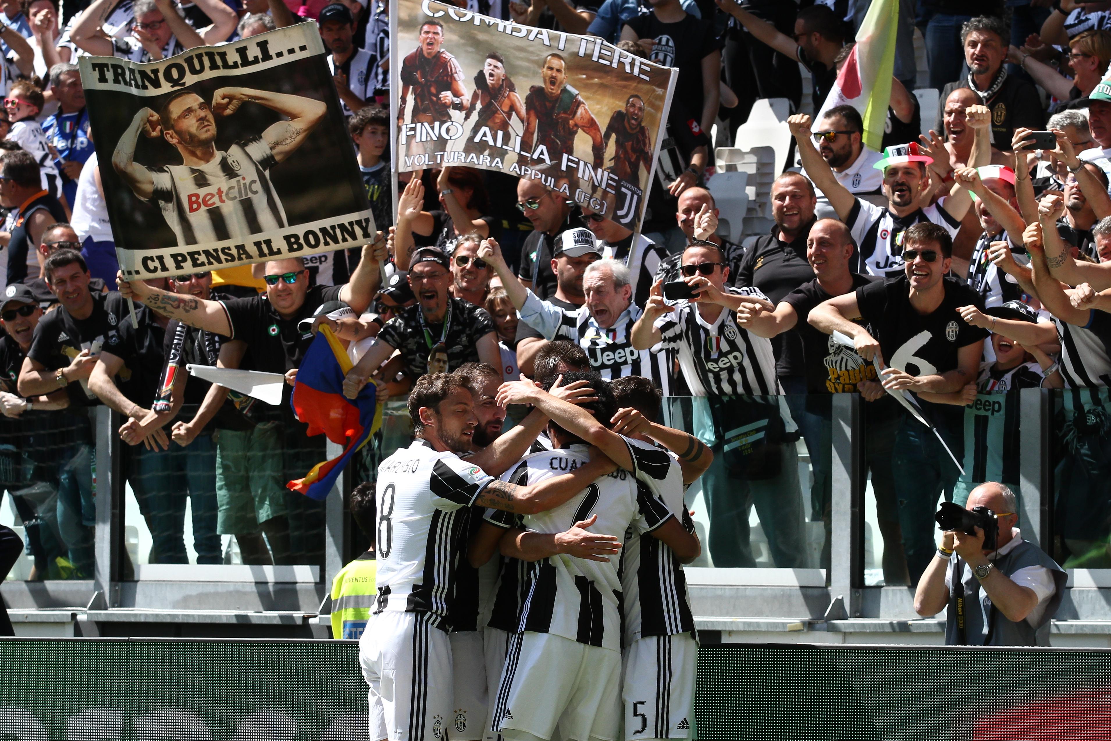 Sorozatban hatodszor olasz bajnok a Juventus