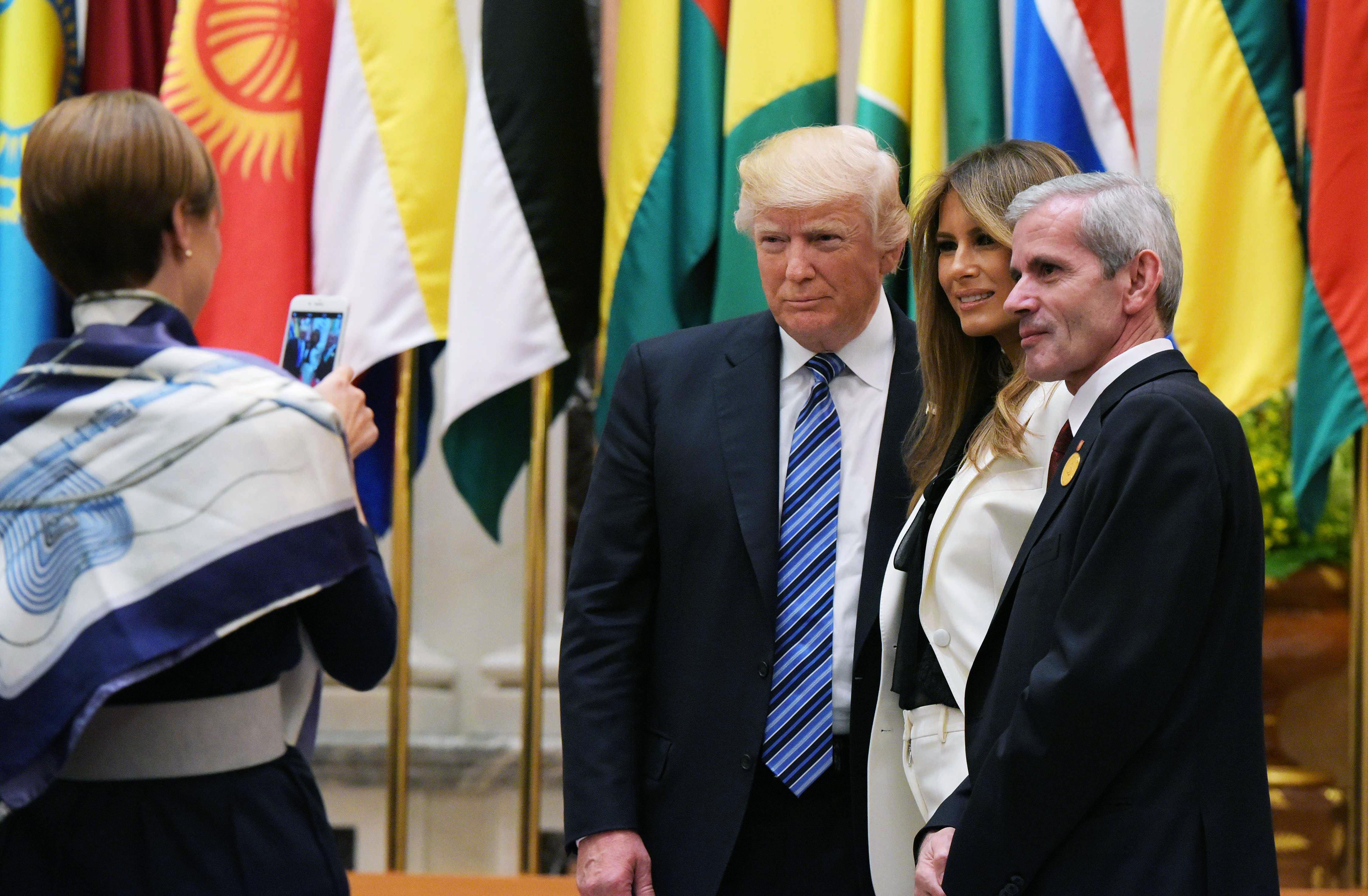 Trump terrorellenes nagykoalícióra hívja a muzulmán országokat