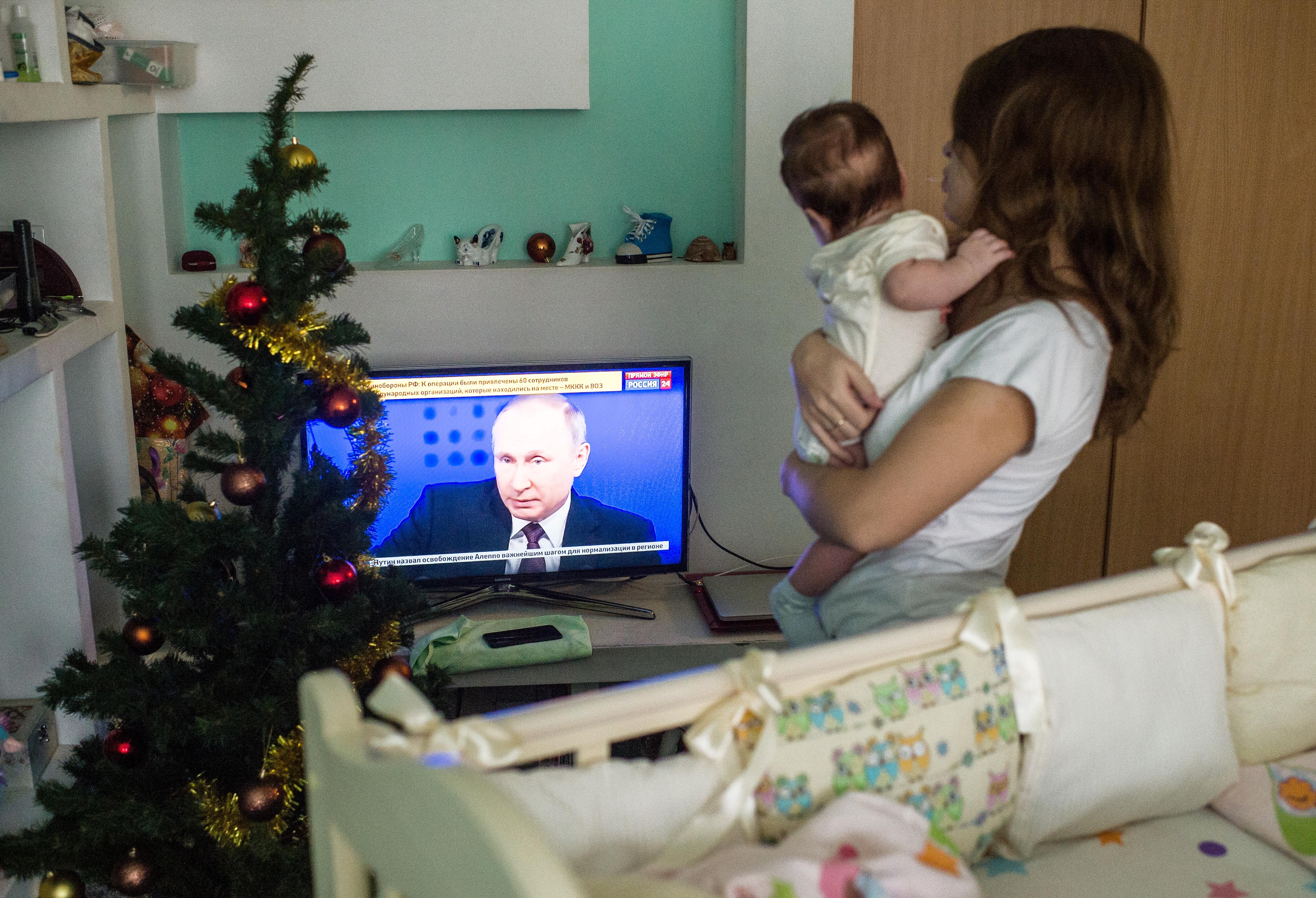 Korlátozzák az orosz nyelvű műsorokat az ukrán tévékben