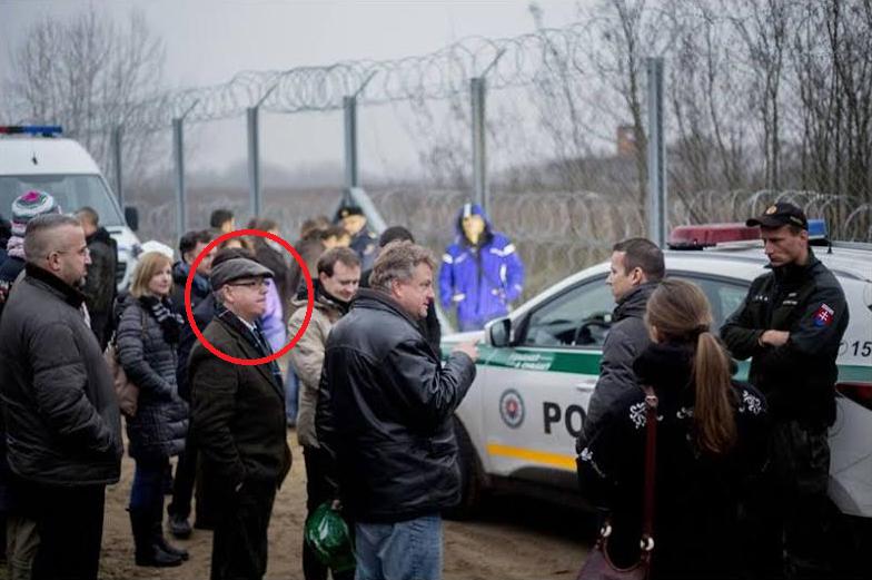 Kiutasították Magyarországról a szélsőjobbos csoportok körül szervezkedő James Dowsont