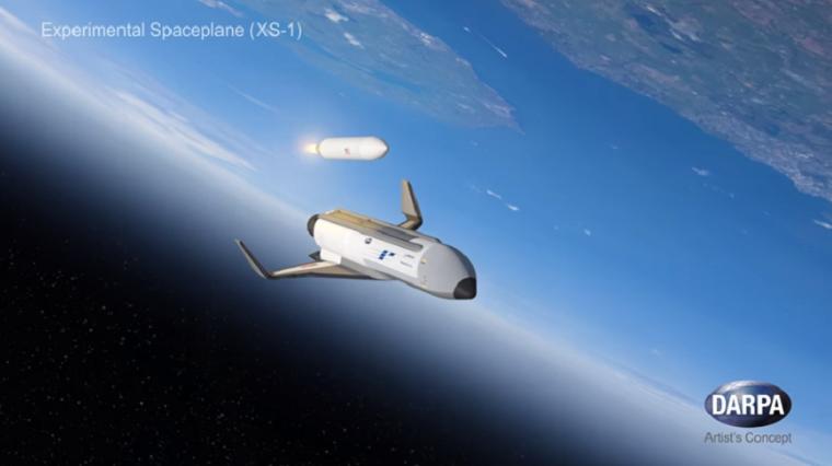 A Boeing készíti az amerikai hadsereg űrrepülőjét