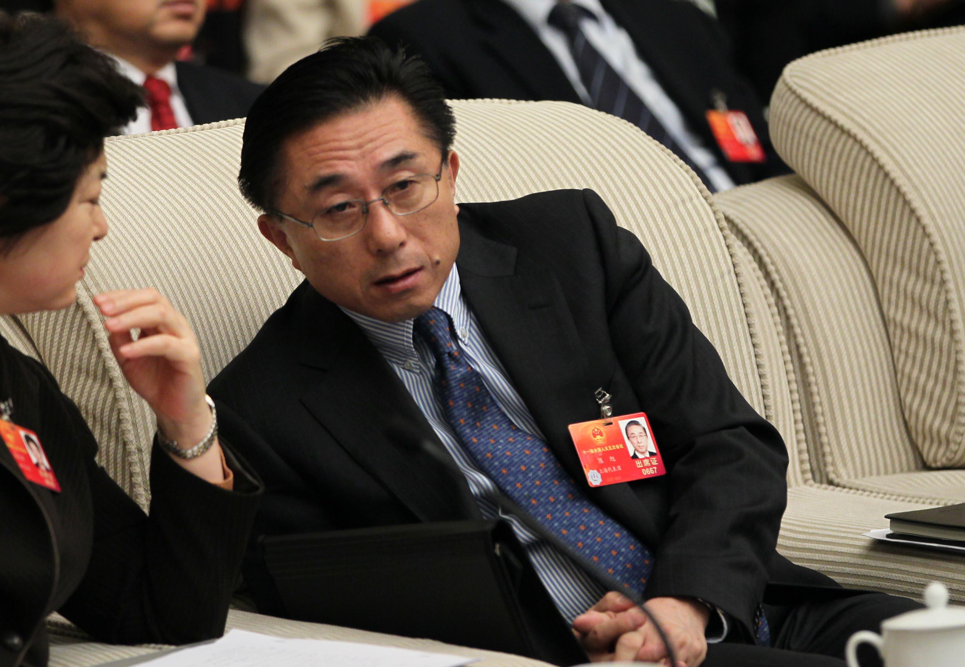 Kirúgták a kommunista pártból a sanghaji főügyészt, mert kiderült, hogy kenőpénzeket fogadott el