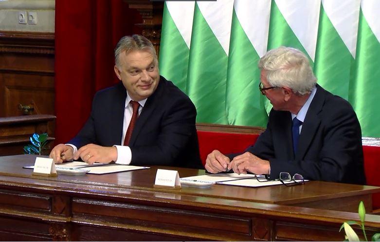 Orbán Mészáros Lőrincről: Majd a polgárok eldöntik, mi idegesíti őket, a kormány ehhez nem ad tanácsokat