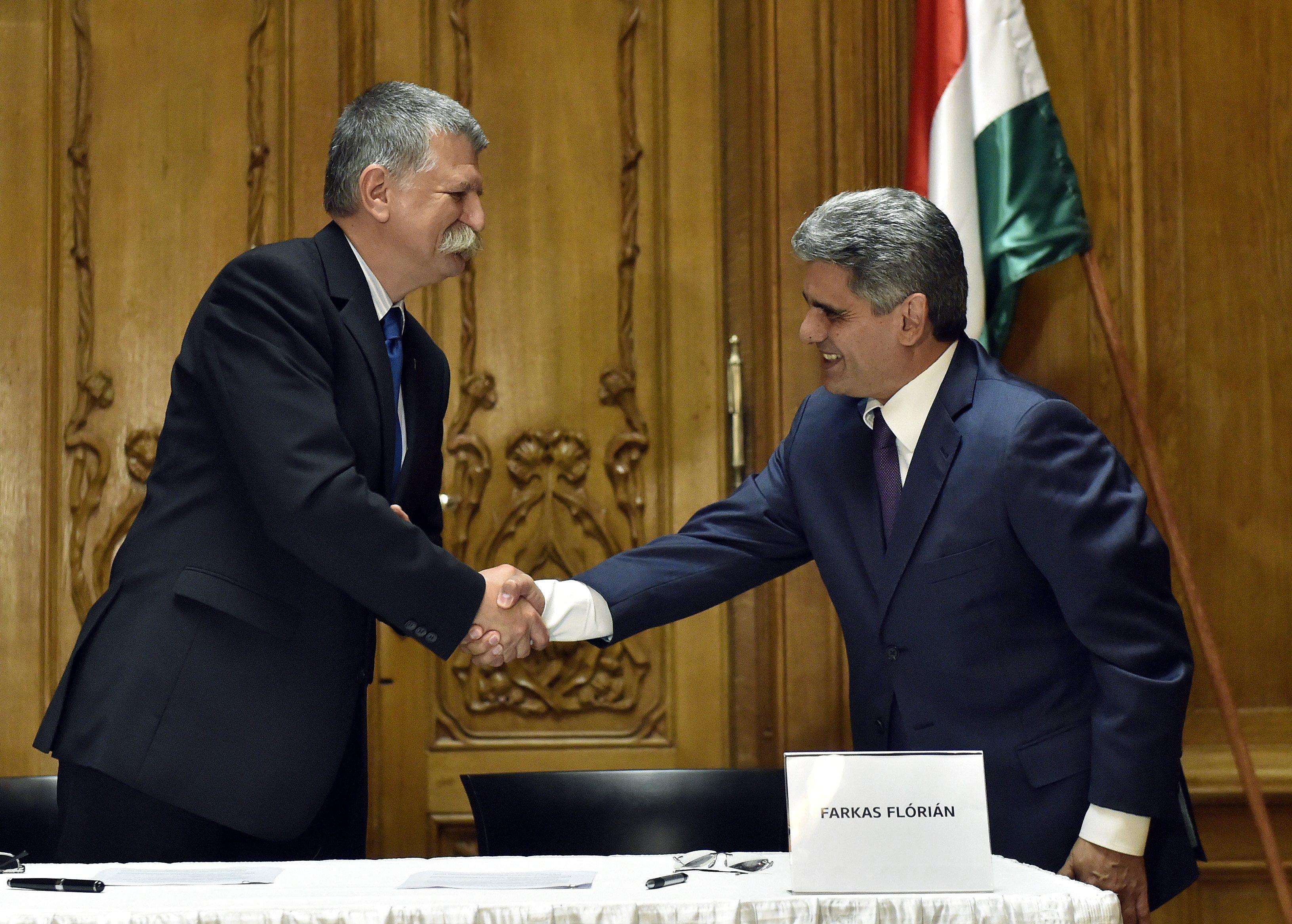 A Fidesznek nincs oka újragondolni az együttműködést Farkas Flóriánnal