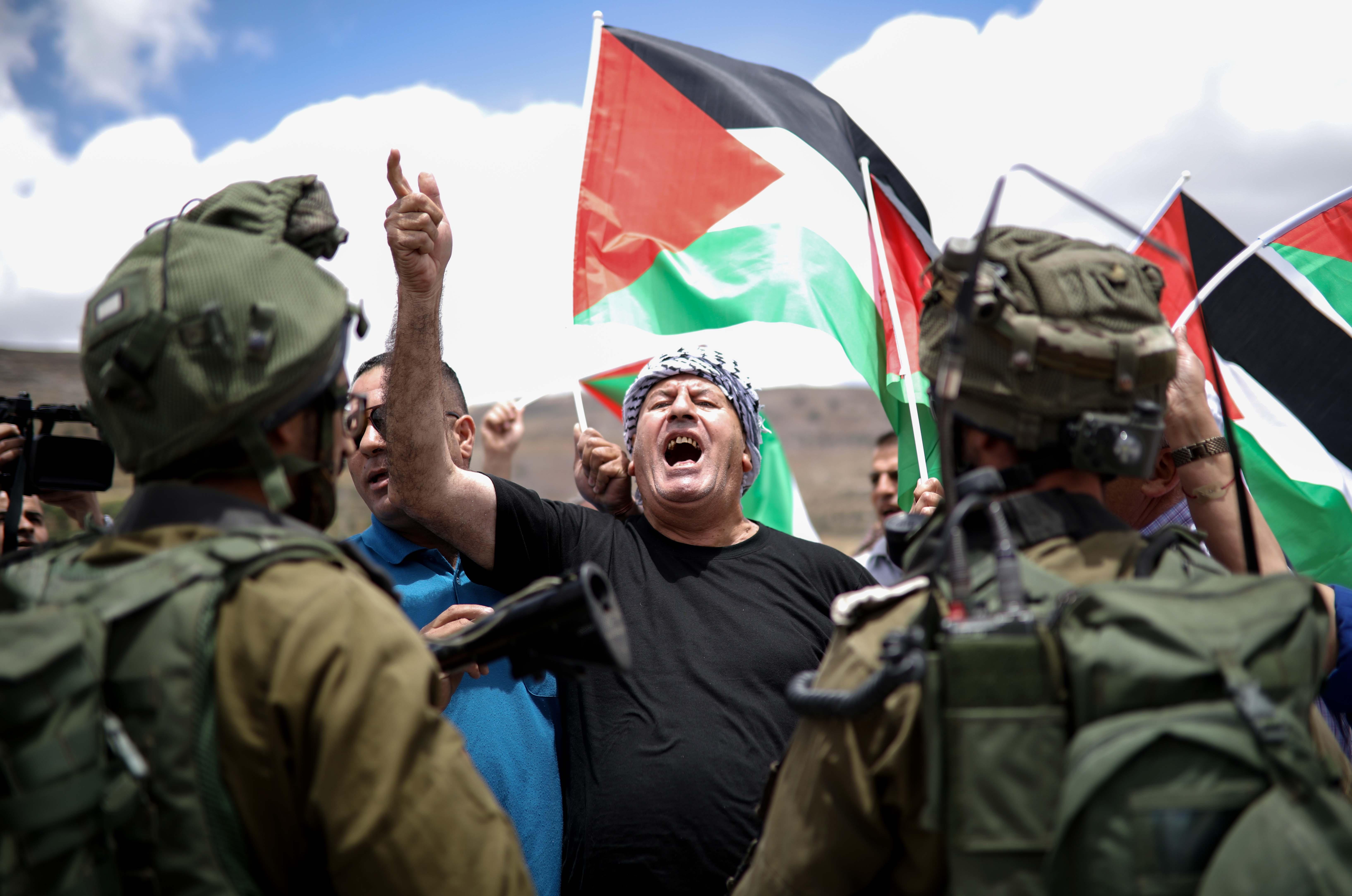 Véget ért a palesztin rabok éhségsztrájkja