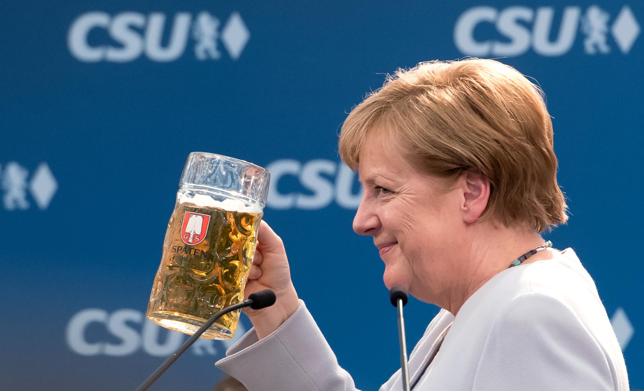 Németország szétrohad a nagy takarékoskodásban