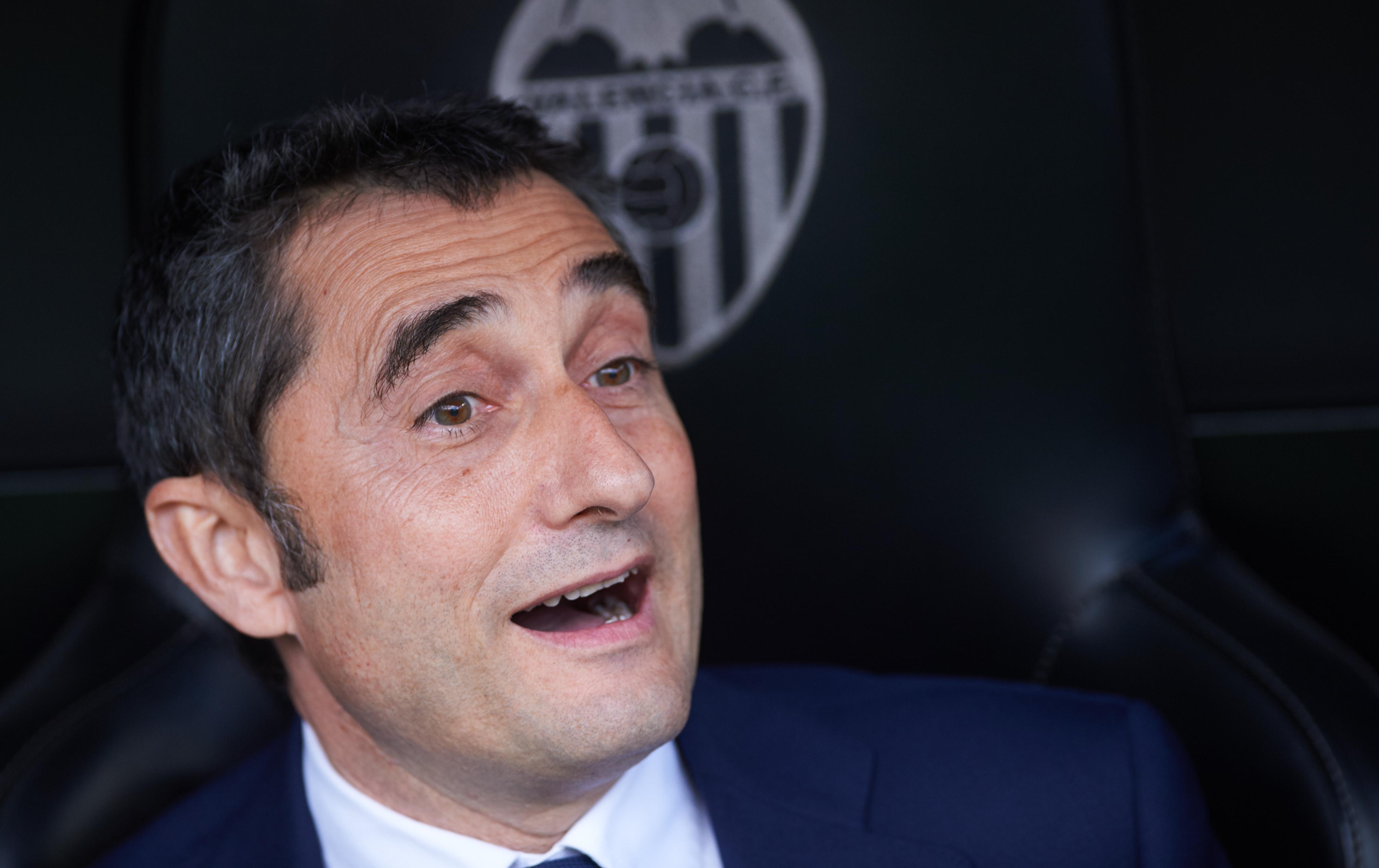 Ember olyan megalázást nem érdemelt, mint Valverde