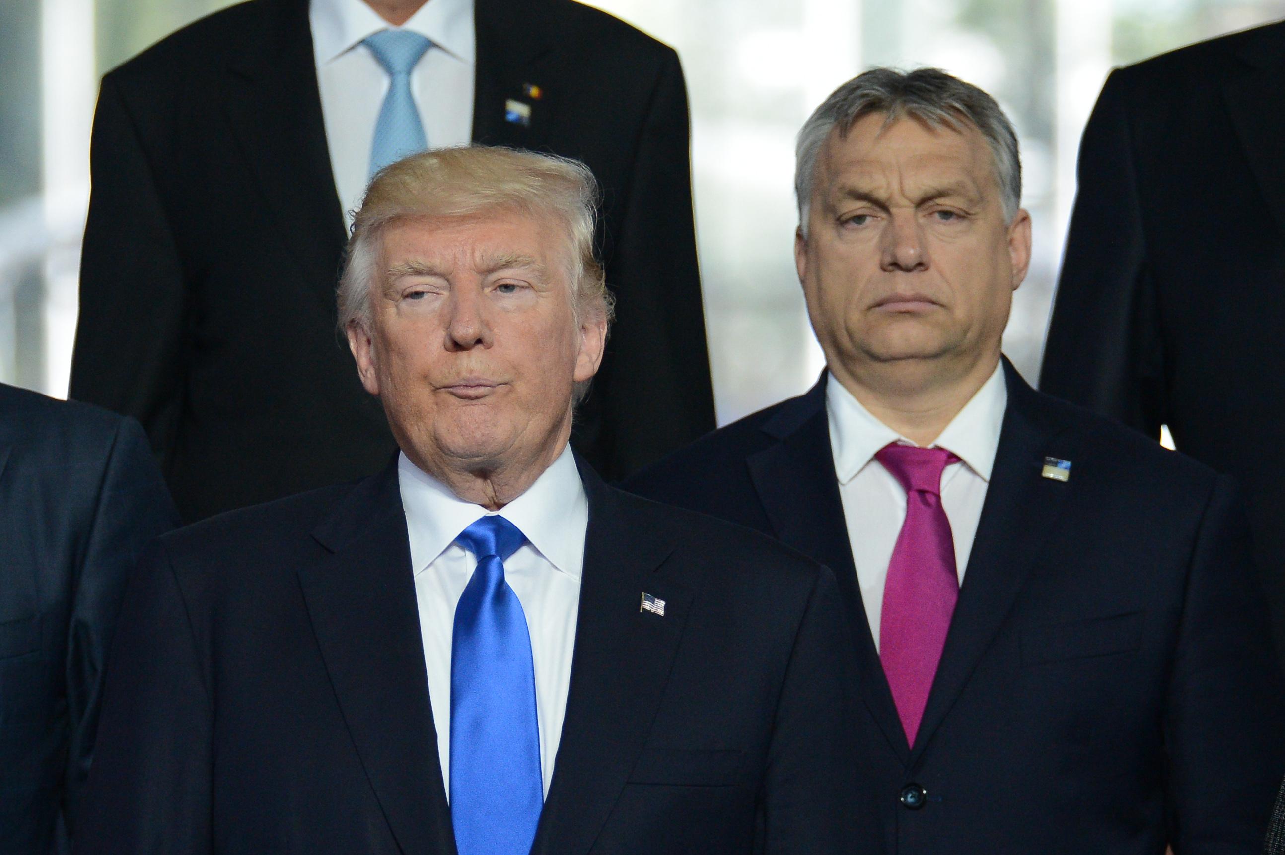 """A német külügyminiszter szerint Trump gyengíti a Nyugatot, így """"bűntárssá"""" válik, aki nem lép fel ellene"""