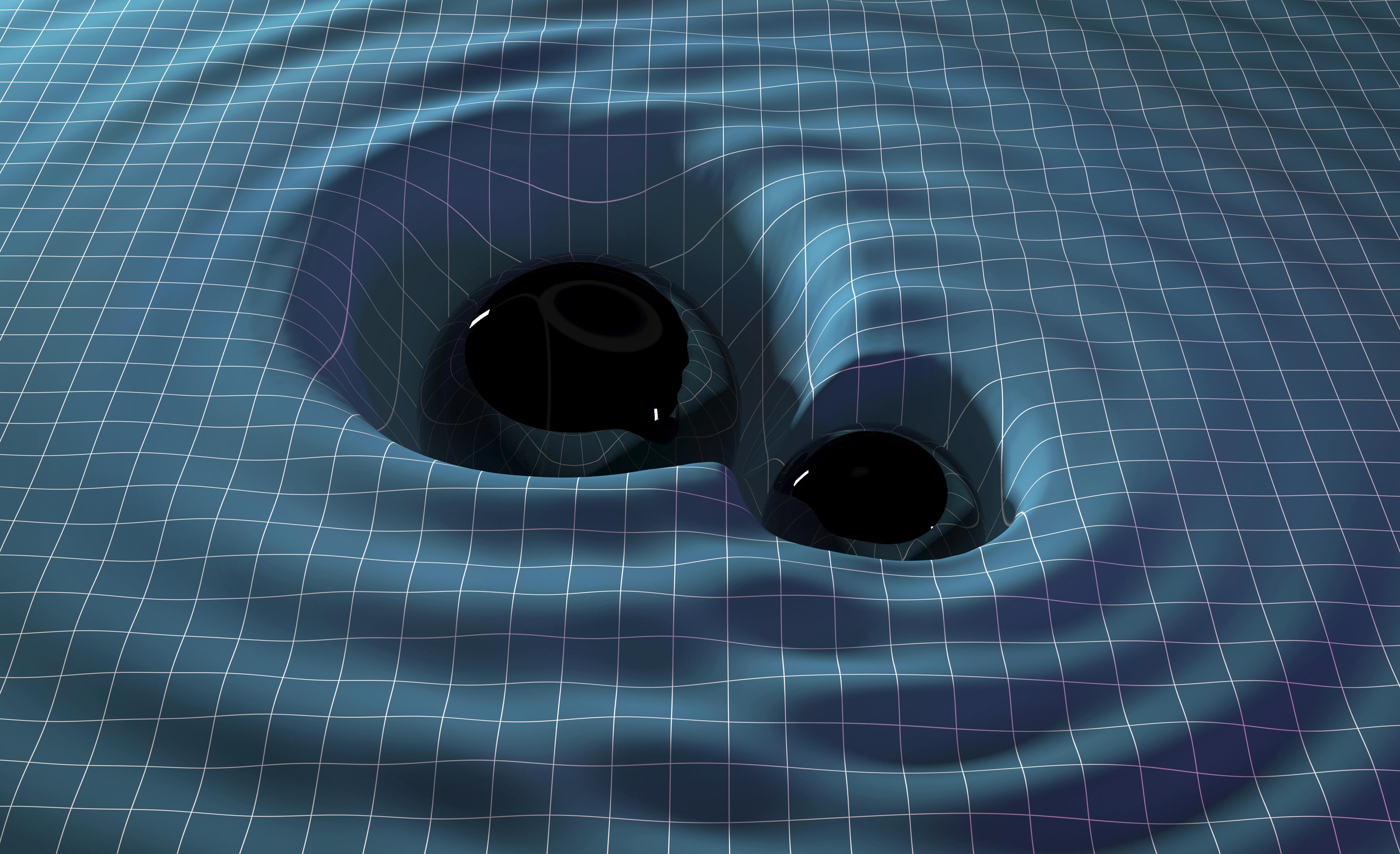 Újra összeolvadó fekete lyukak nyomaira találtunk, tényleg itt a csillagászat új korszaka