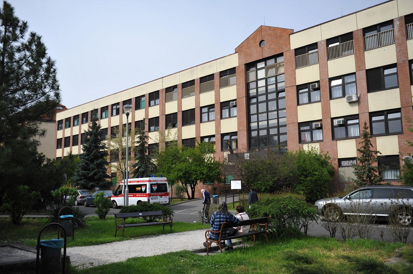 Bezárják a fél belgyógyászatot a Nyírő kórházban, mert nincs elég orvos