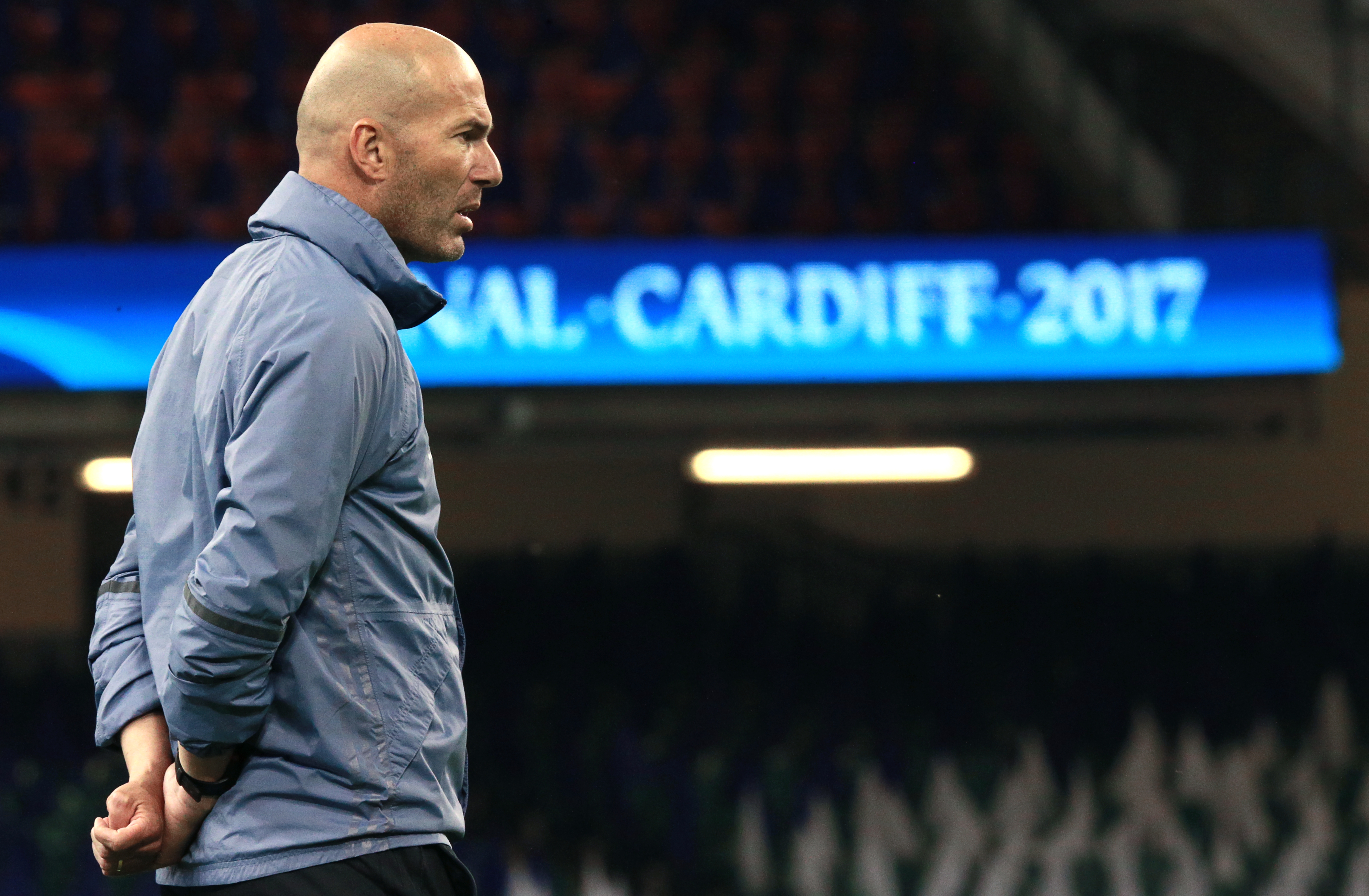 Újra Zinedine Zidane a Real edzője