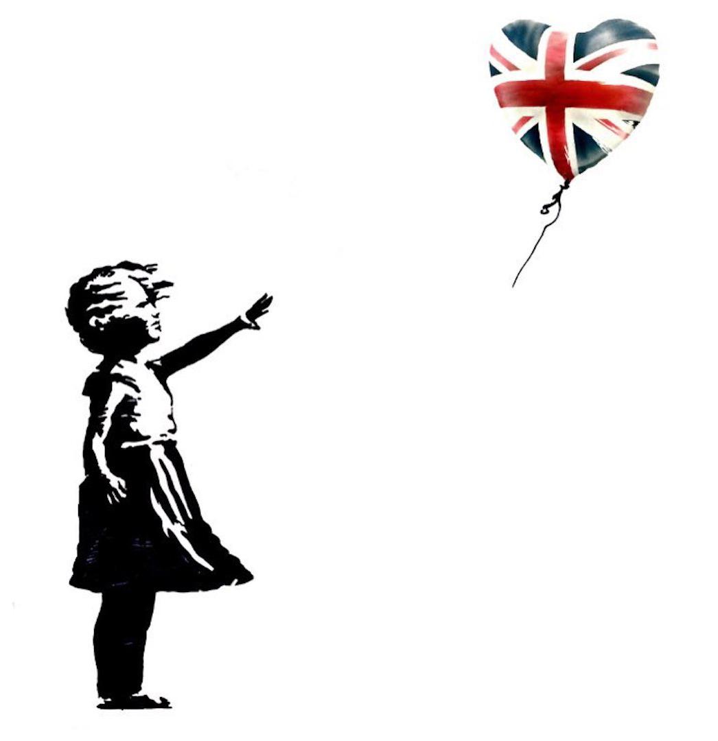 Banksy beszállt a választási kampányba, nyomozás indult ellene