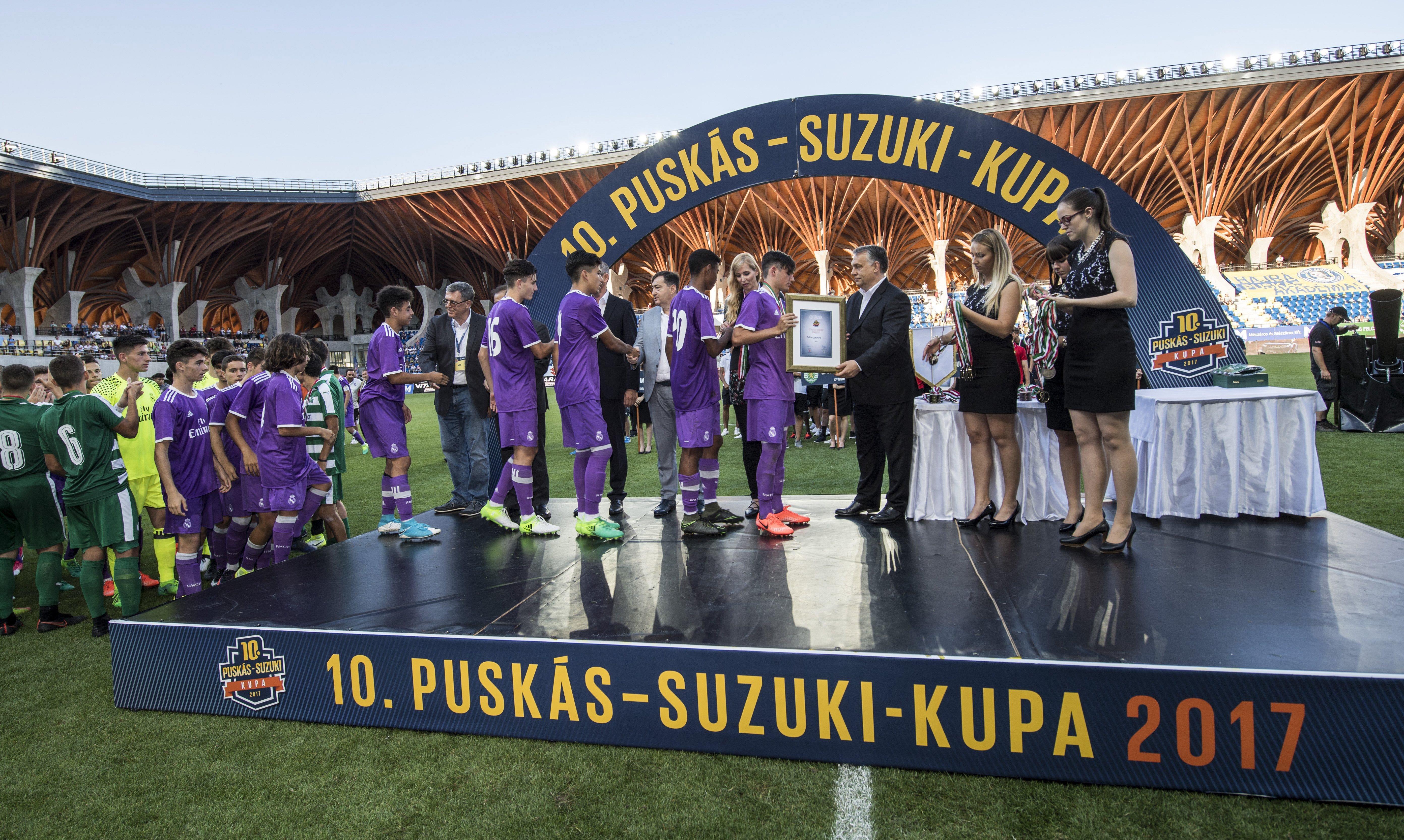 Óriási rekord: a Puskás Akadémiában lép pályára a legkevesebb fiatal