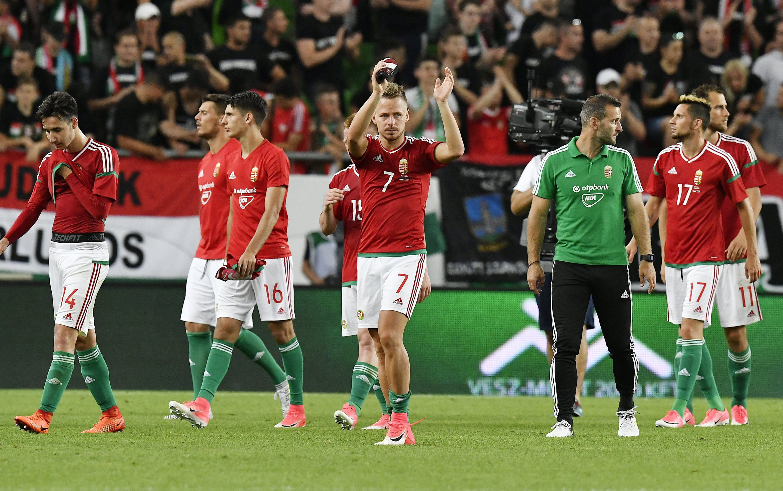 Fiola és Guzmics sem játszik Luxemburg és Costa Rica ellen
