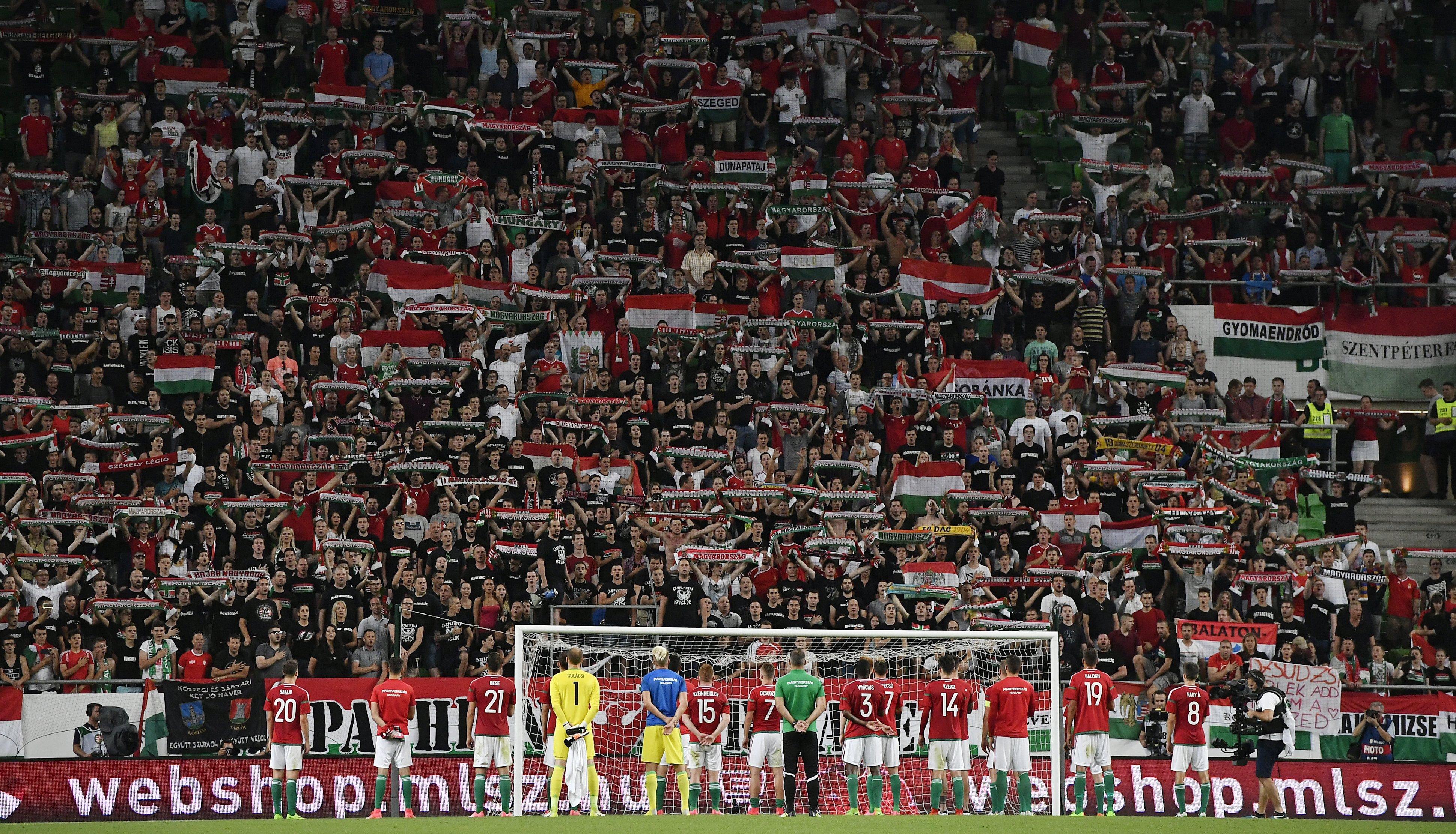 Bojkottálják az ultrák a válogatott idei utolsó meccsét