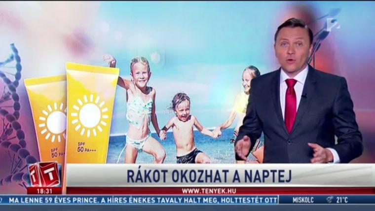 A propagandasajtó folytatja háborúját a naptej és a józan ész ellen, a bőrrák és az UV-sugarak mellett