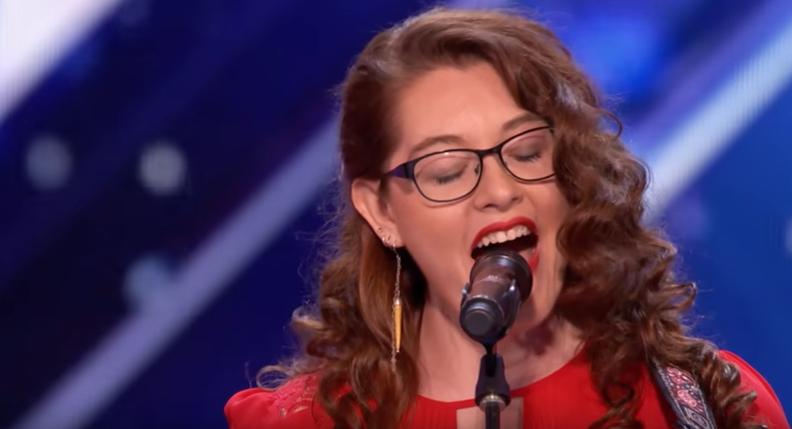 Siket énekesnő tarol az America's Got Talenten