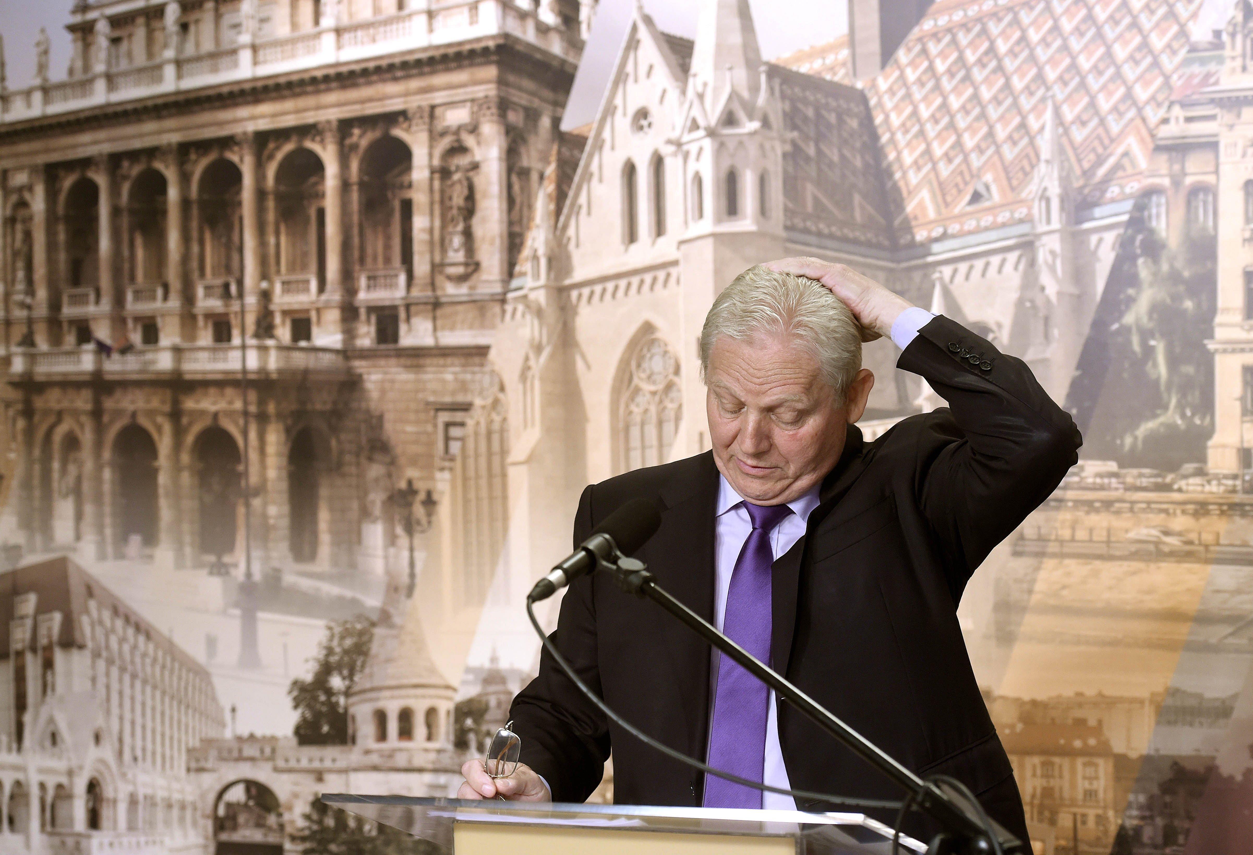 """Tarlós: """"Soha nem mondtam, hogy lesz népszavazás a Római-part árvízvédelme ügyében"""""""