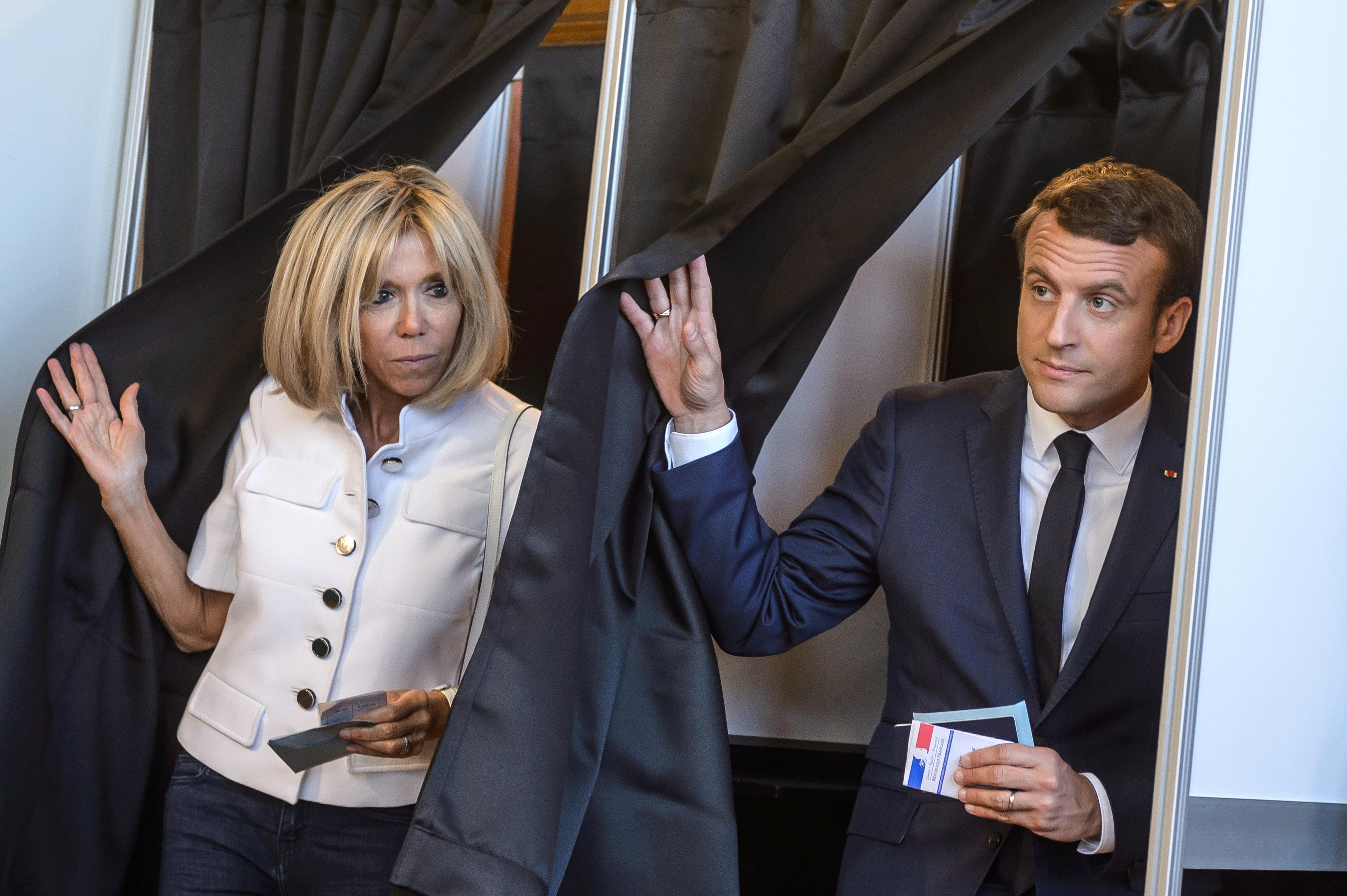 Bolsonaro kommentben szólt be Macron feleségére, a francia elnök reméli, Brazíliának olyan elnöke lesz, aki méltó a tisztségre
