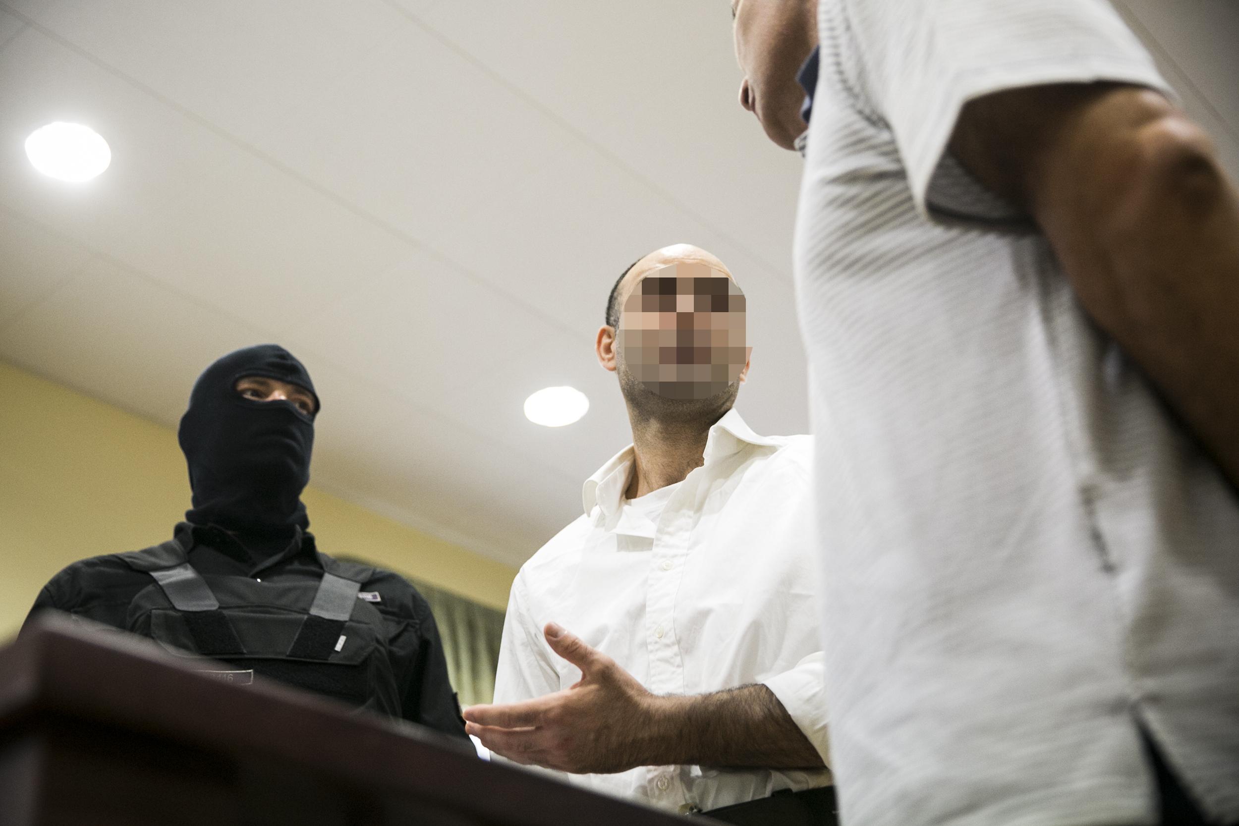 Ahmed H. ártatlannak vallotta magát