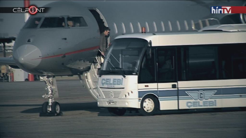 Habony Árpád helikopterrel menekült el az újságírók elől