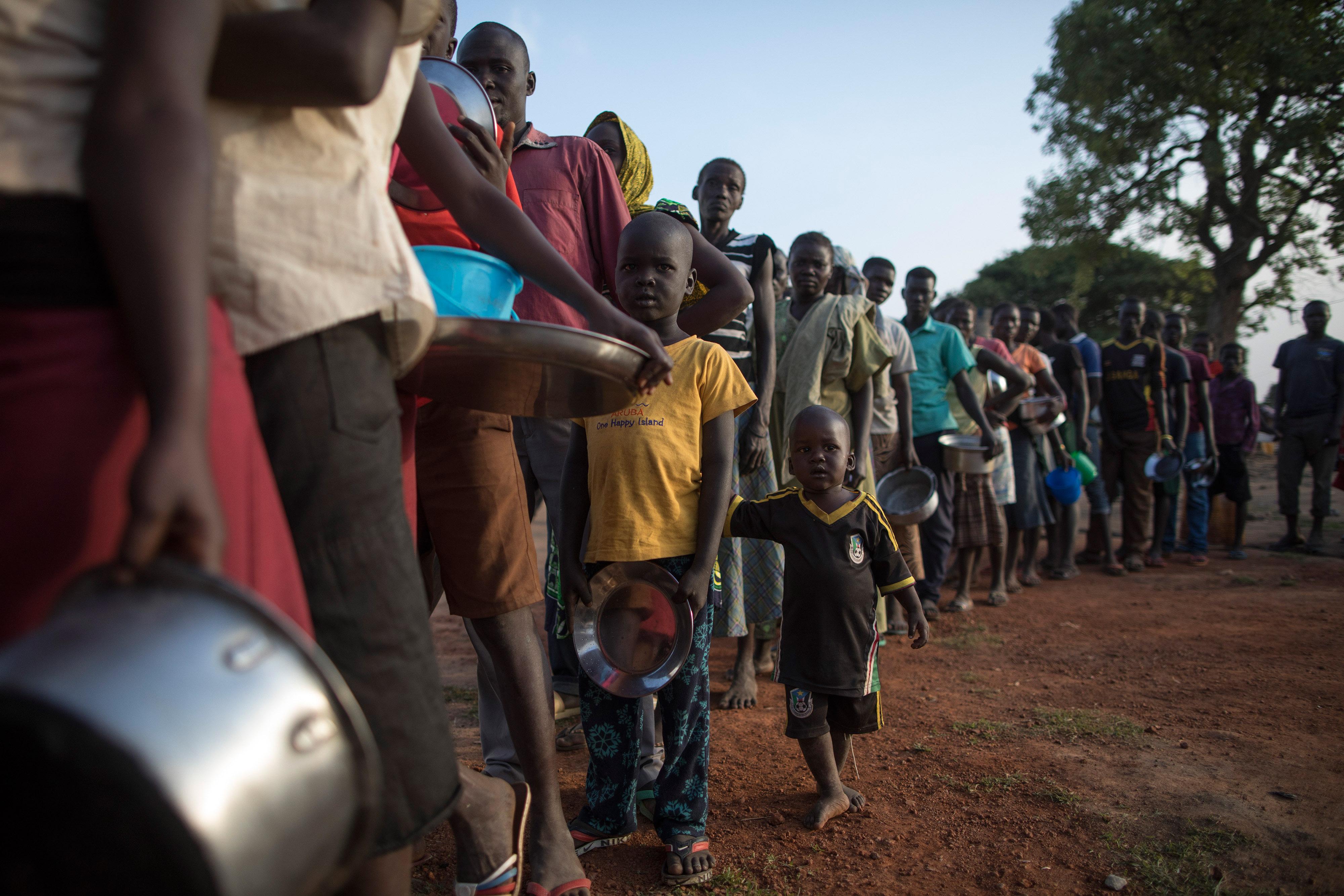A második világháború óta nem volt ekkora humanitárius válság a Földön