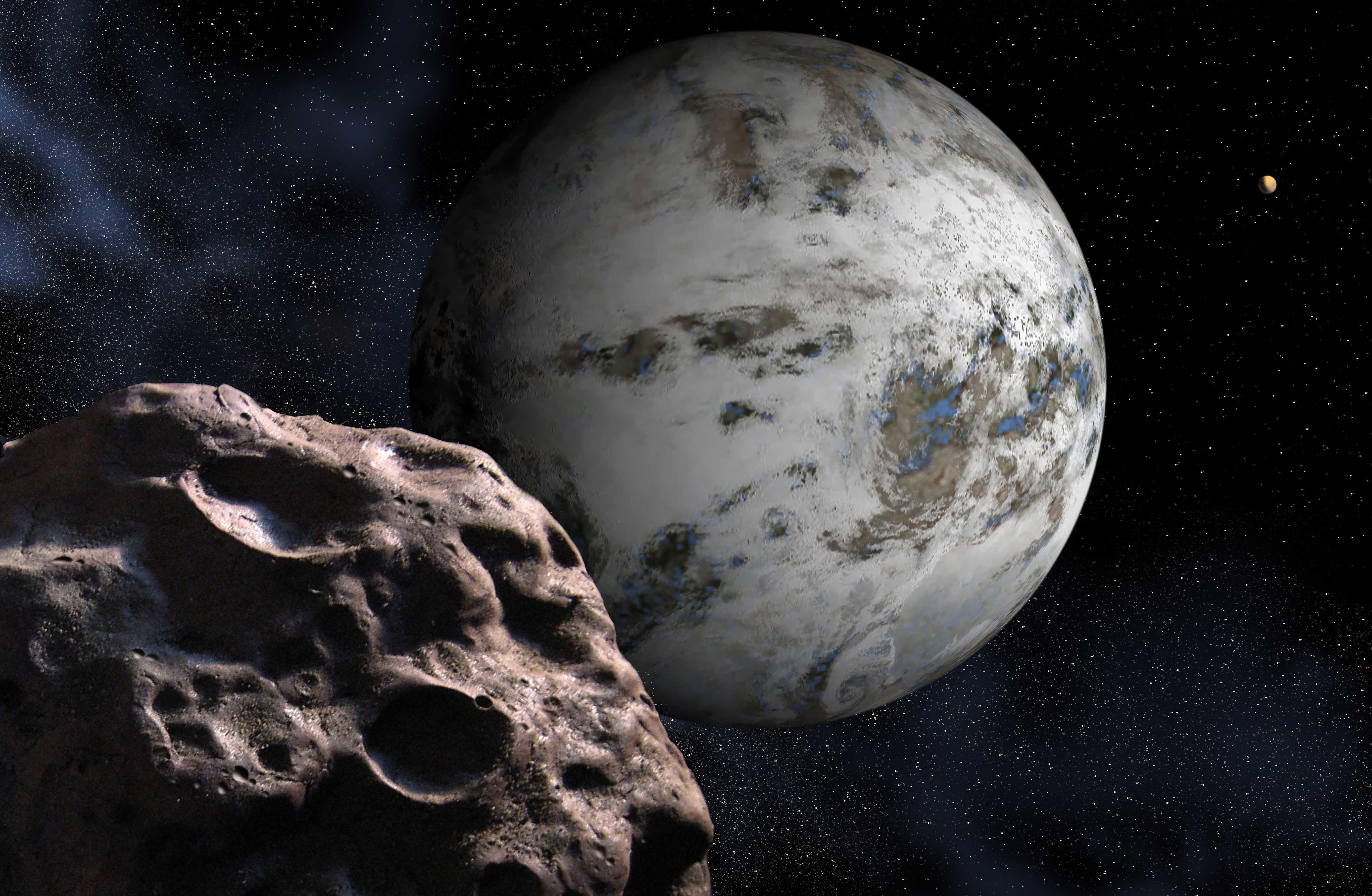 A Kepler-űrteleszkóp tíz Föld-szerű bolygót talált