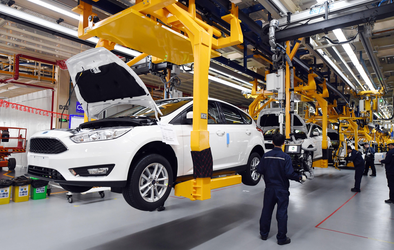 A Ford Mexikó helyett inkább Kínából fogja exportálni a kisautókat az USA-ba