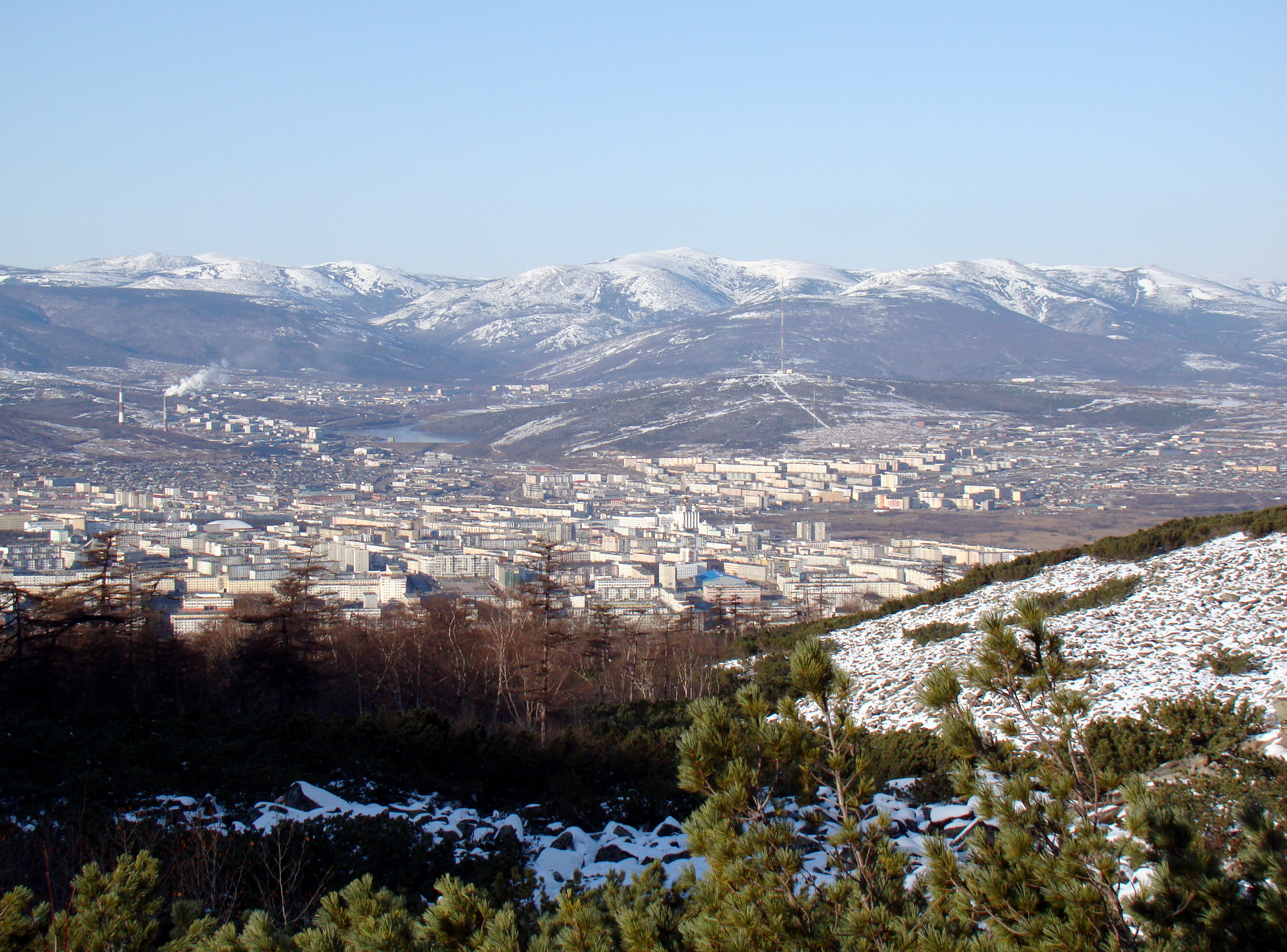 Utazzunk Magadanba!
