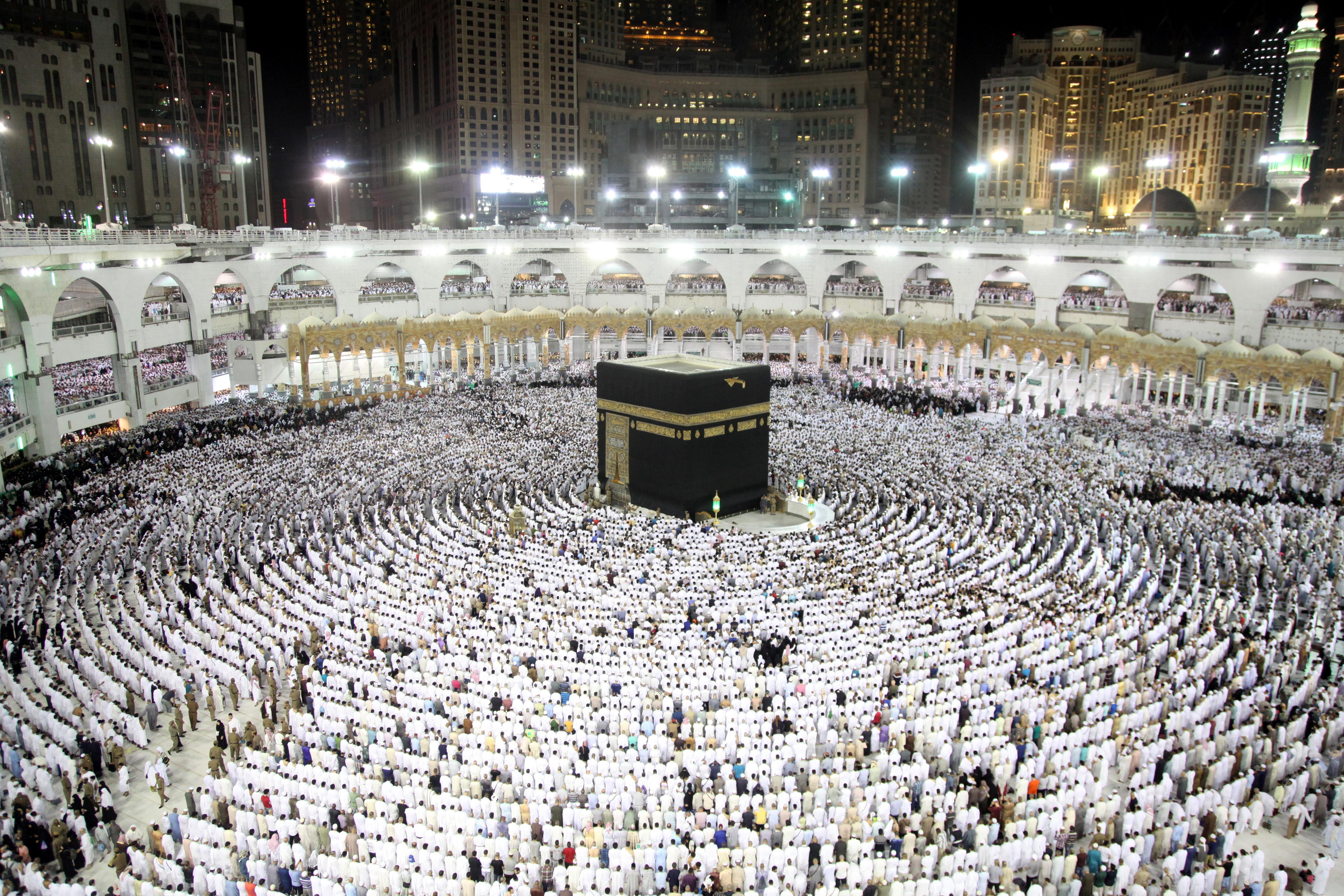 Meghiúsítottak egy terrortámadást Mekkában