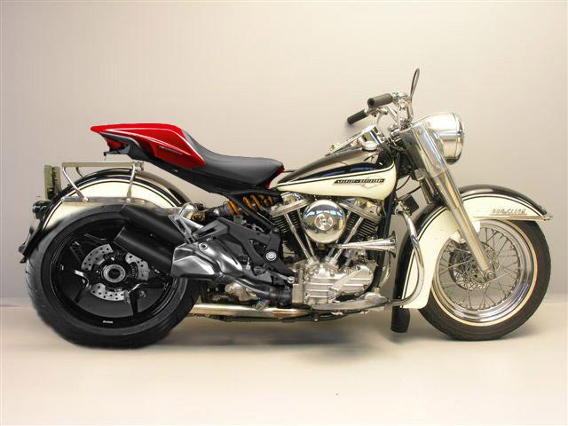 Borzalom: a Harley-Davidson venné meg a Ducatit