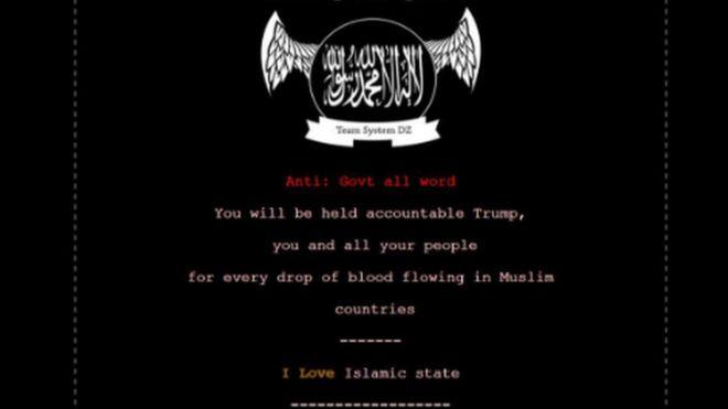 Ohióra támadtak az iszlamista hekkerek