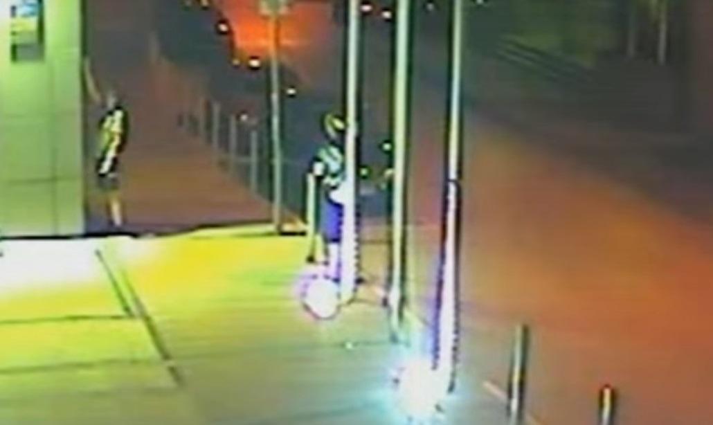 II. kerületi graffitiseket keres a rendőrség