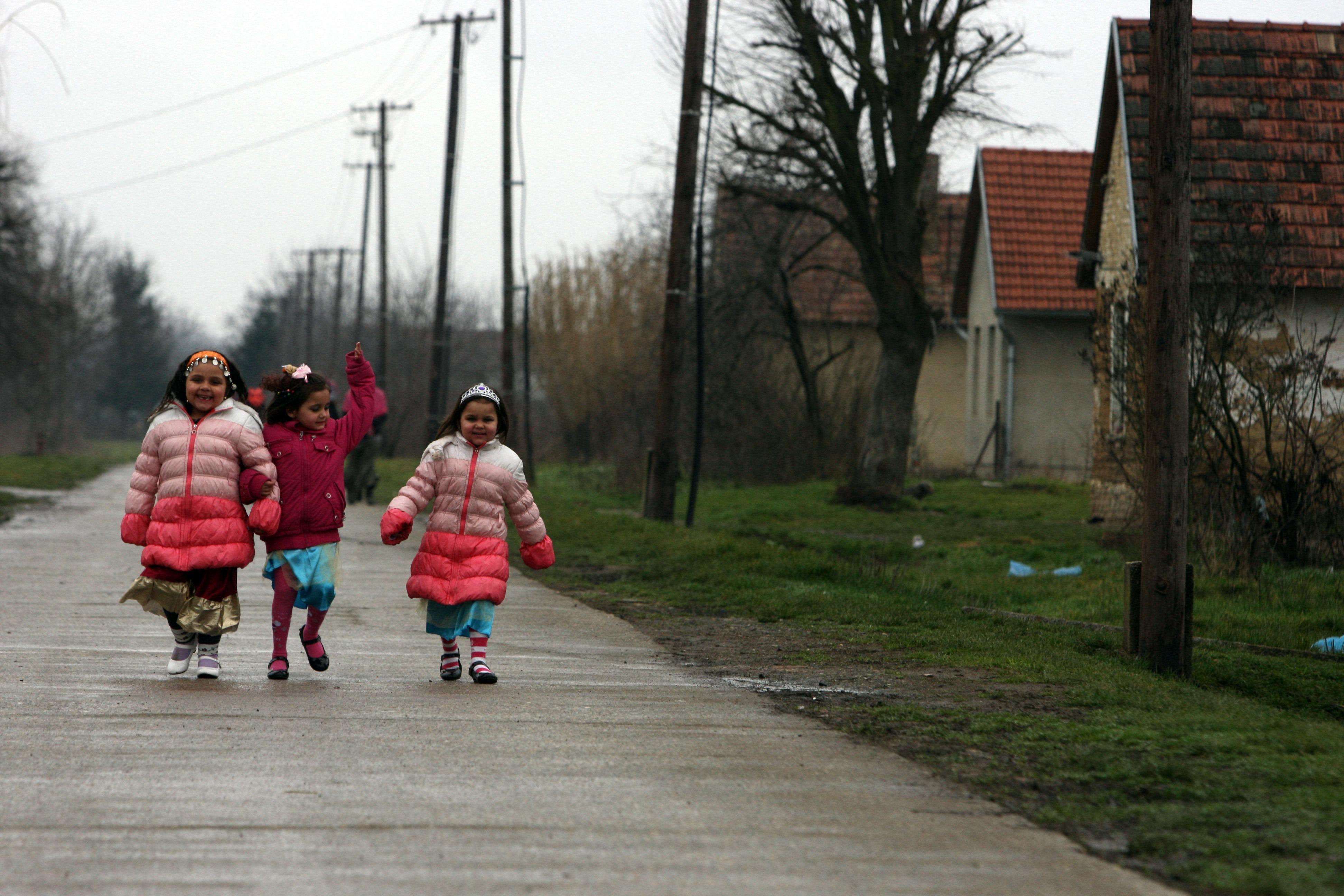 """A roma integráció jelenleg """"halott ügy"""""""
