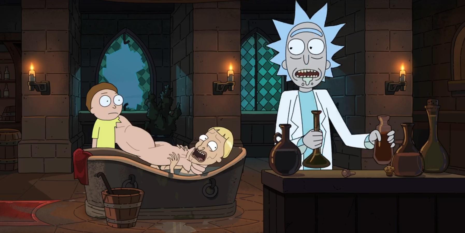 Megjelent az első trailer a Rick and Morty új évadából