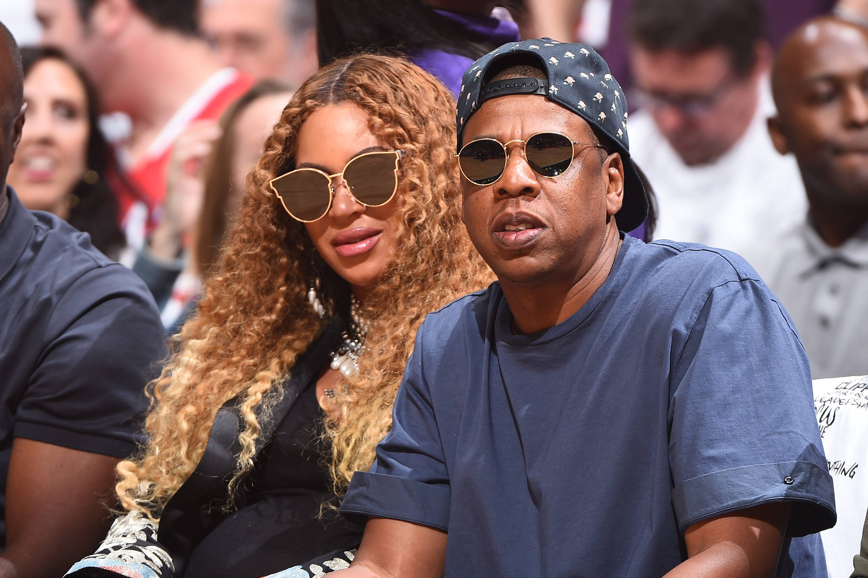 Beyoncé és Jaz Z levédette az ikreiknek adott neveket