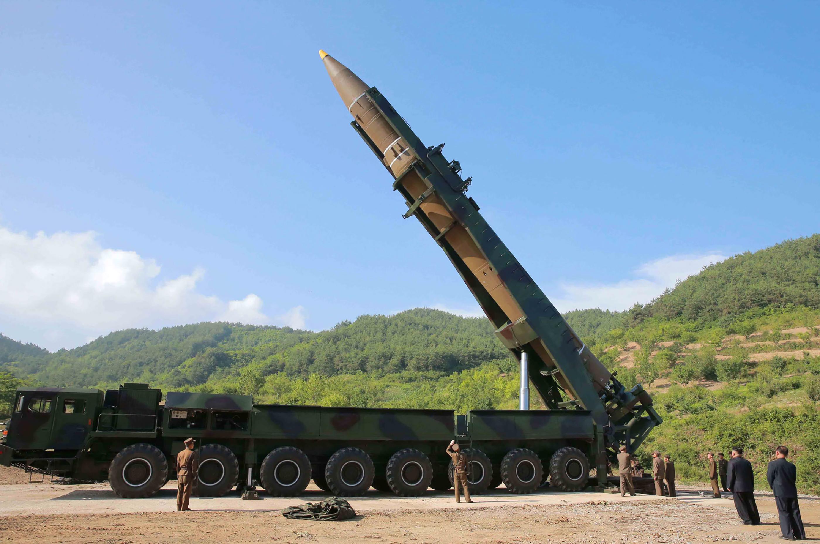 A japánok szerint Észak-Korea kilőtt egy rakétát