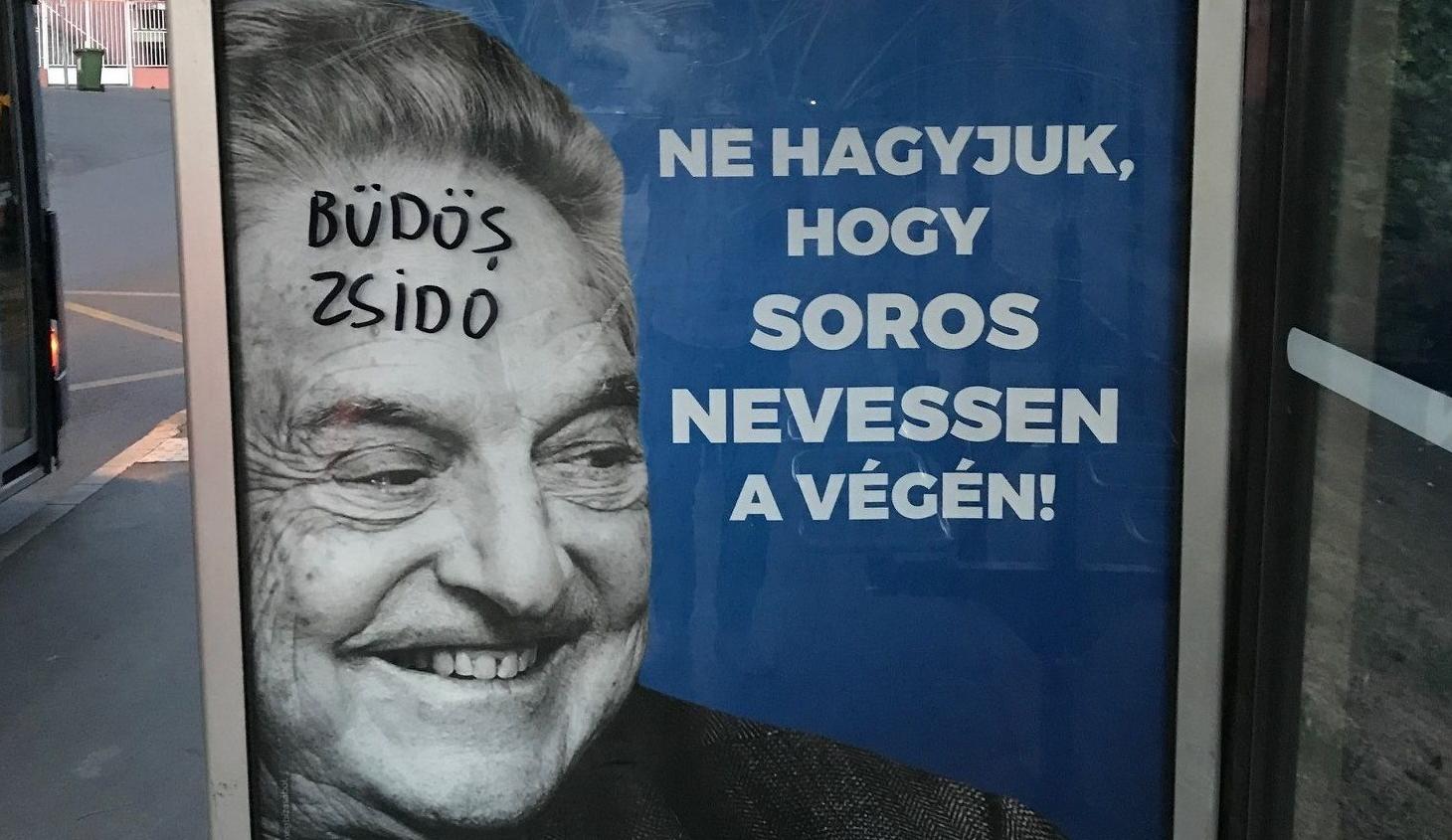 A kormány Soros elleni kampányának egyik karmestere azt állítja, nem is tudta, hogy Soros György zsidó származású
